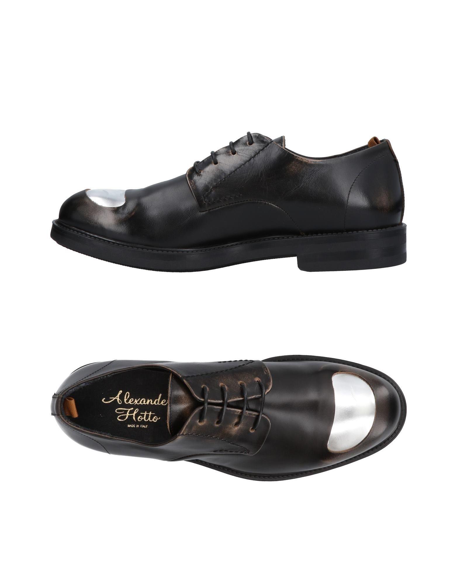 Alexander Hotto Schnürschuhe Herren  11451670QQ Gute Qualität beliebte Schuhe