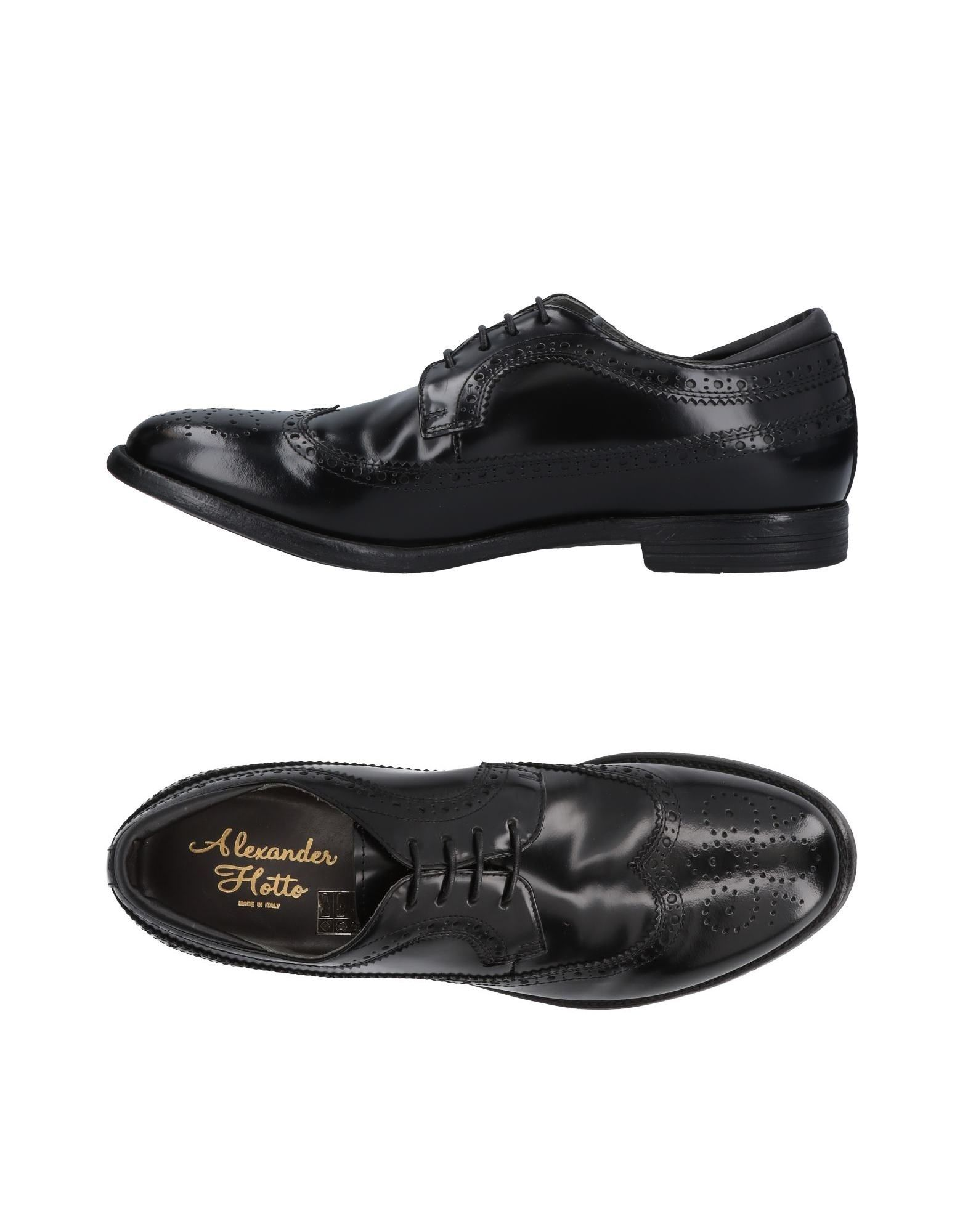 best service 572b3 85685 ALEXANDER HOTTO Laced shoes - Footwear   YOOX.COM