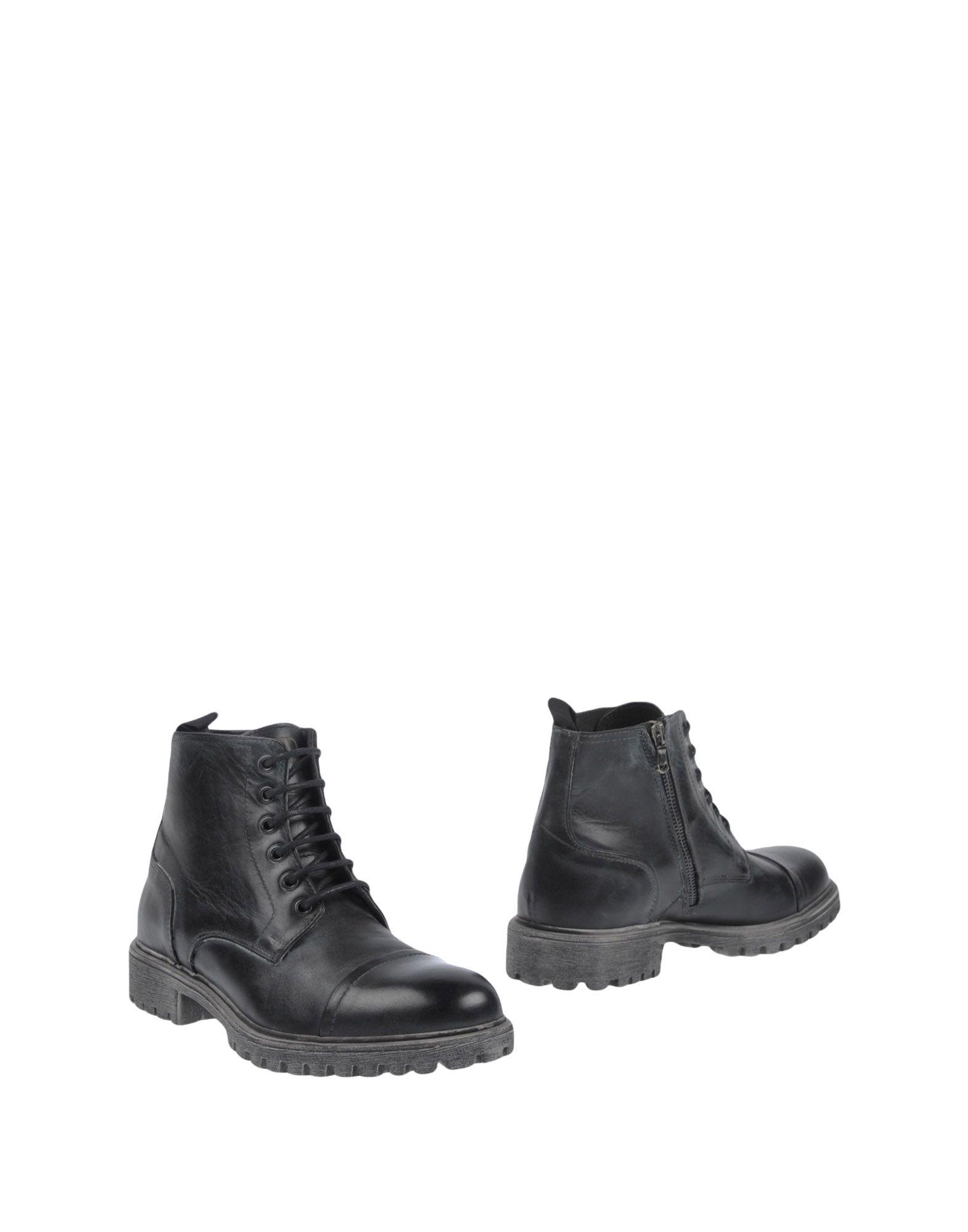 Rabatt echte Schuhe Eredi Del Duca Stiefelette Herren  11451806XP