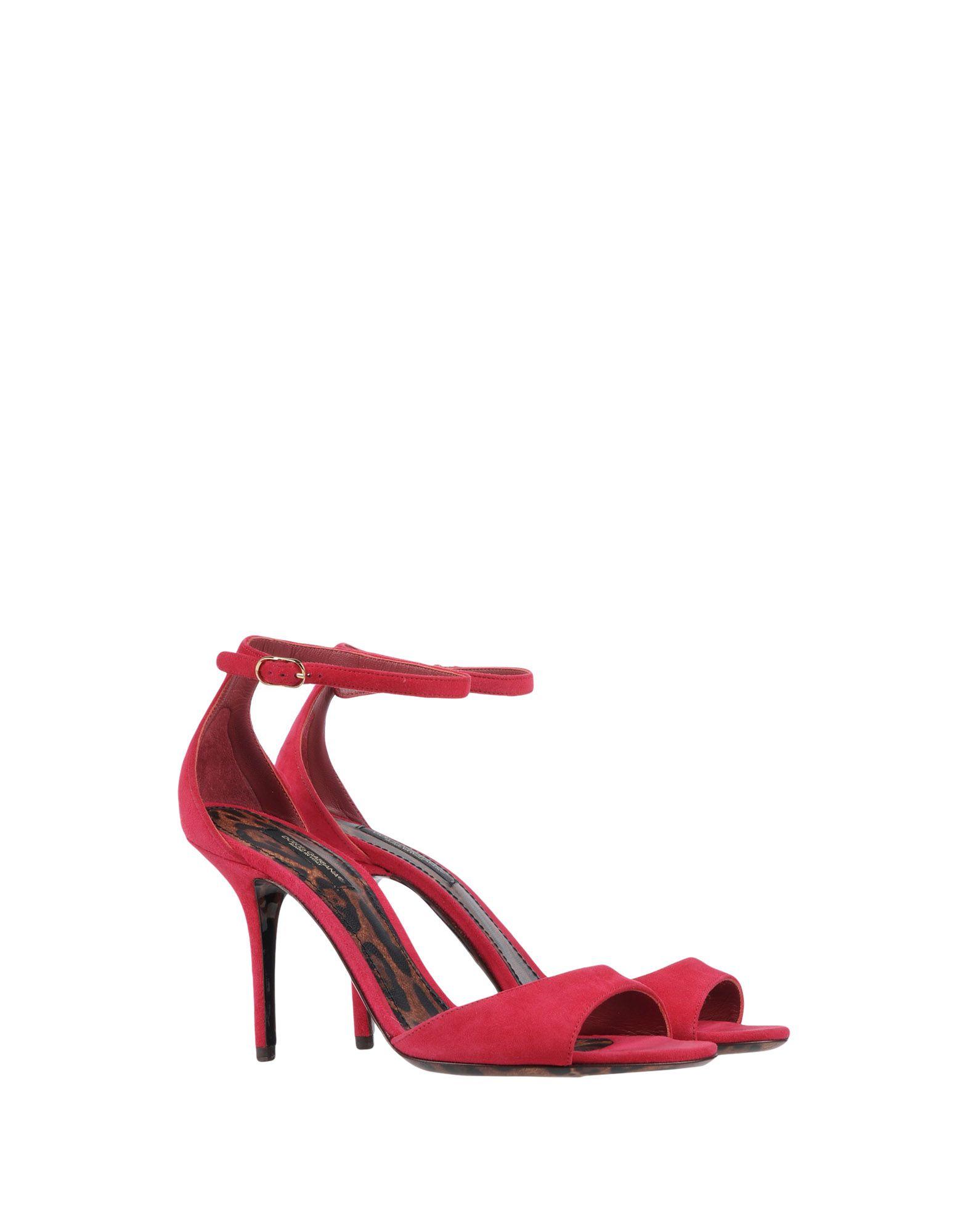 Dolce & Gabbana gut Sandalen Damen  11451810SGGünstige gut Gabbana aussehende Schuhe df7bce