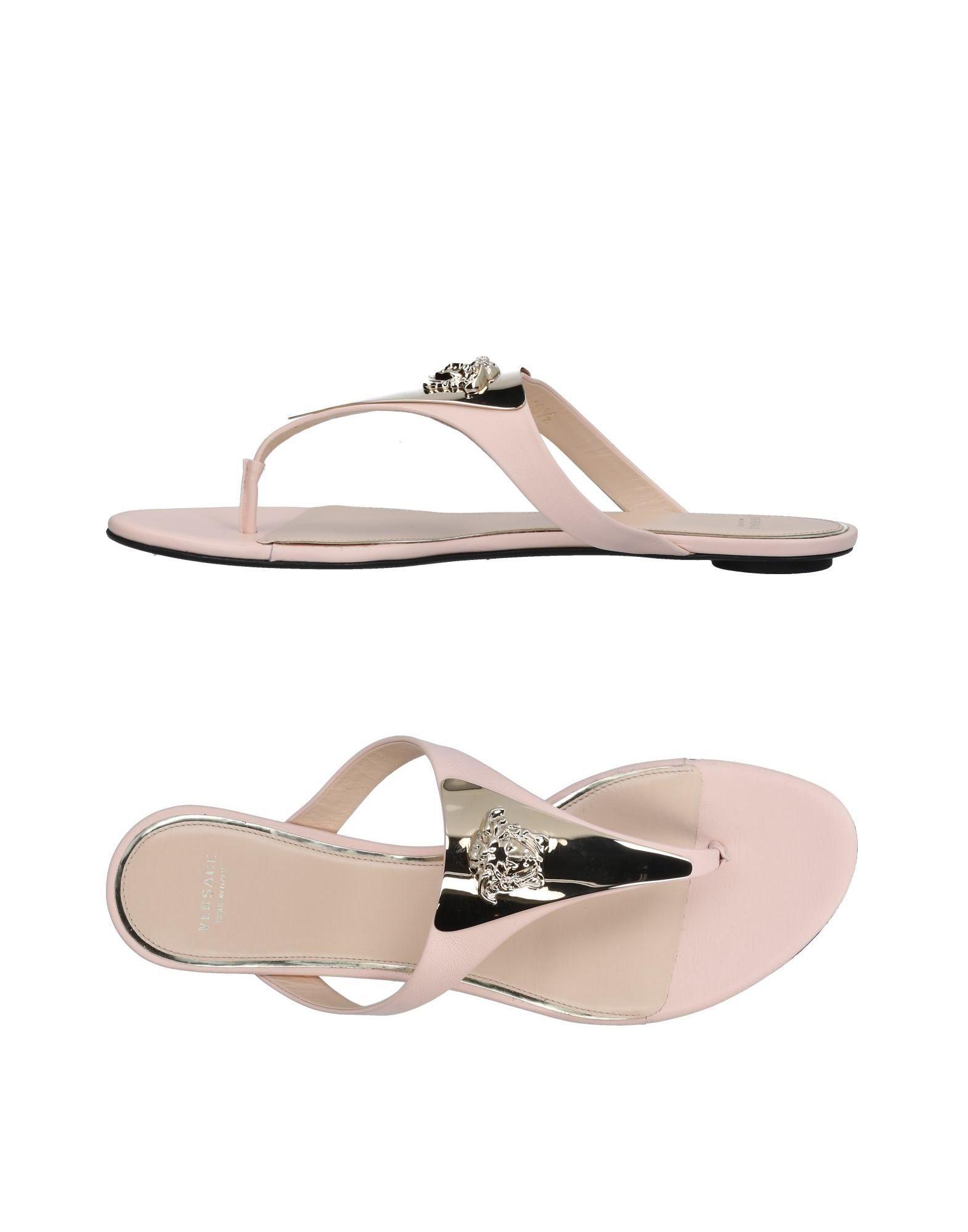 Versace Dianetten Damen  11451812UTGünstige gut aussehende Schuhe