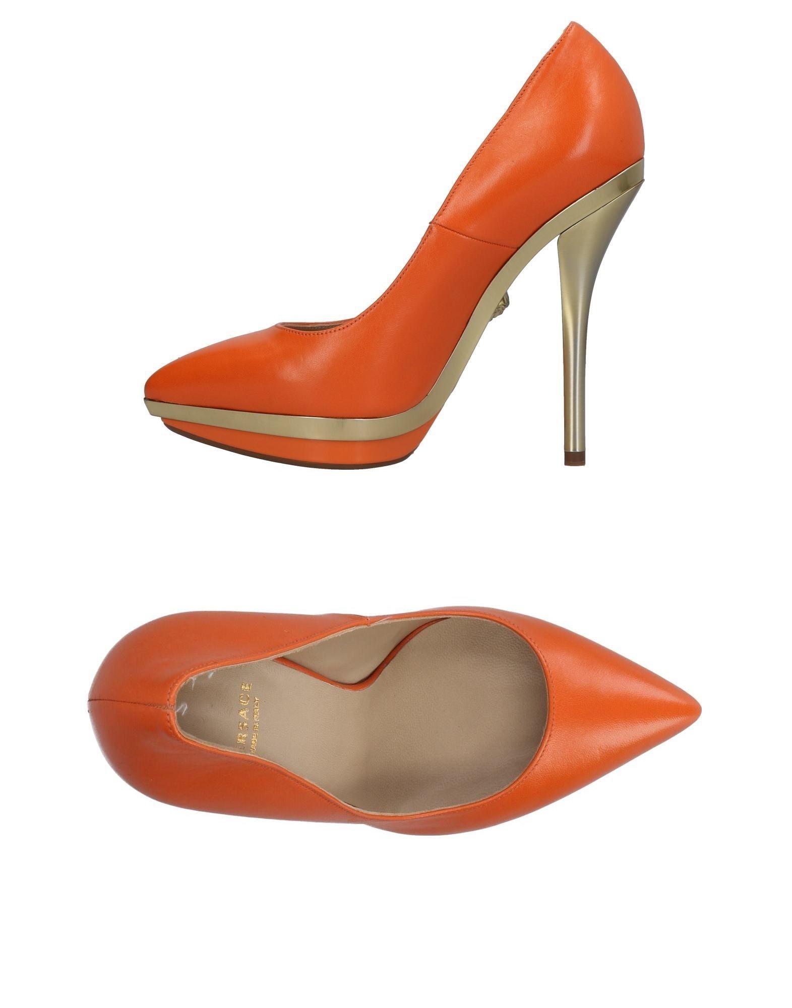 Versace Pumps Damen  11451814TRGünstige gut aussehende Schuhe