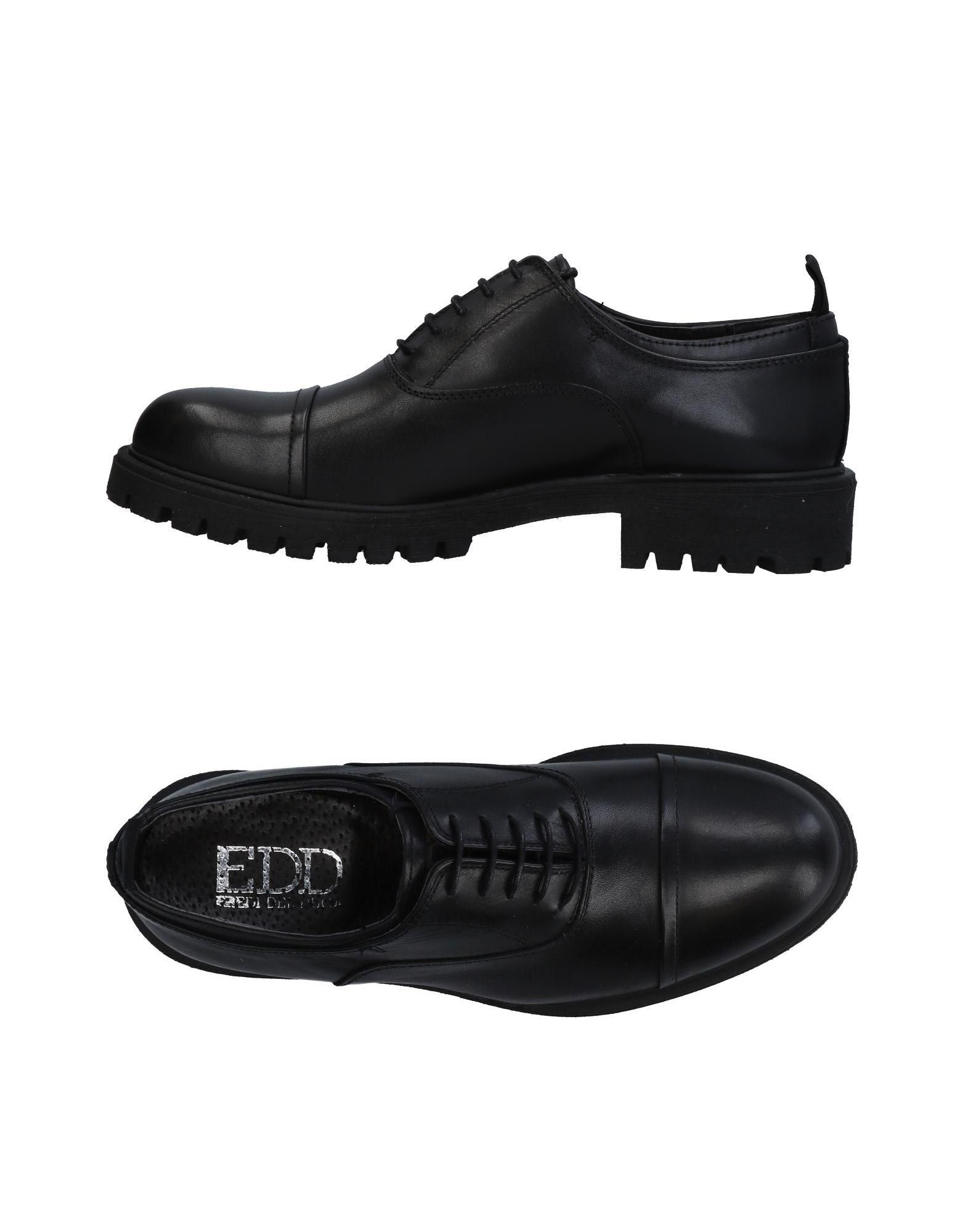 Rabatt echte Schuhe Eredi Del Duca Schnürschuhe Herren  11451816FA