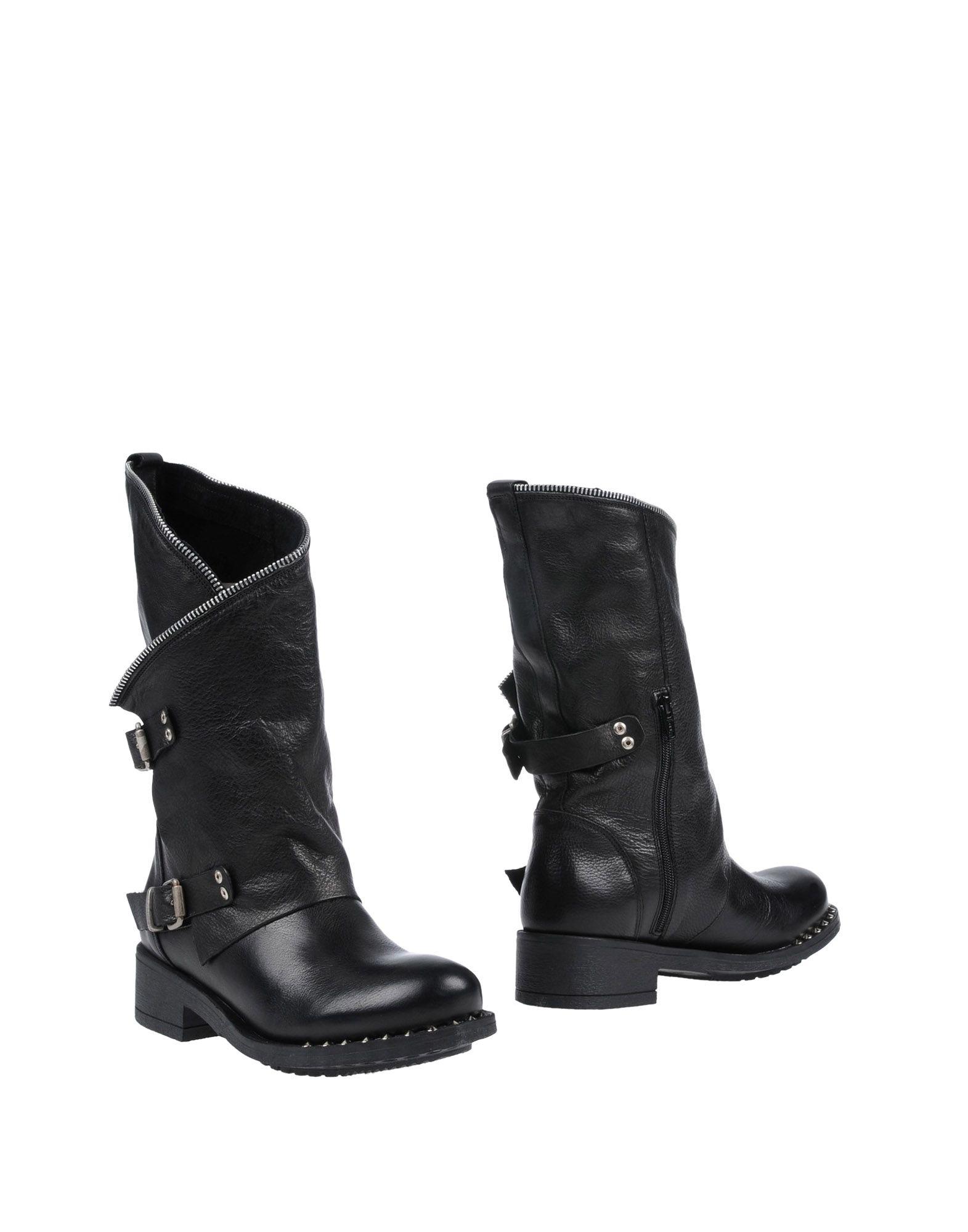 Stilvolle billige  Schuhe Metisse Stiefel Damen  billige 11451850FG 397fd4