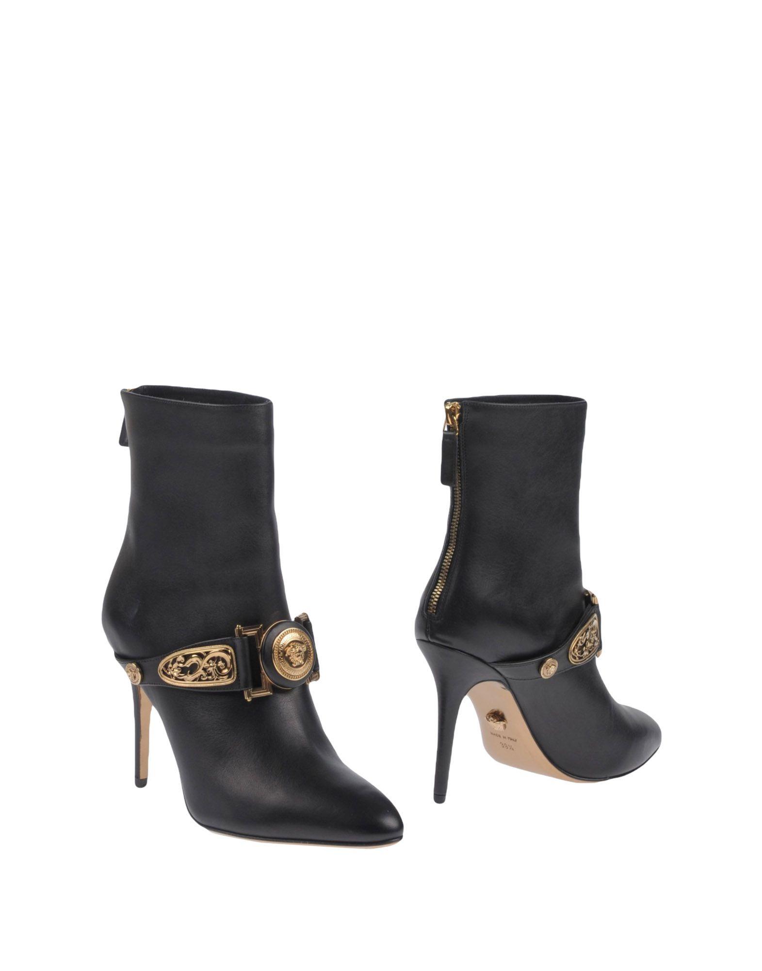 Scarpe economiche e resistenti Stivaletti Versace Donna - 11451858BH