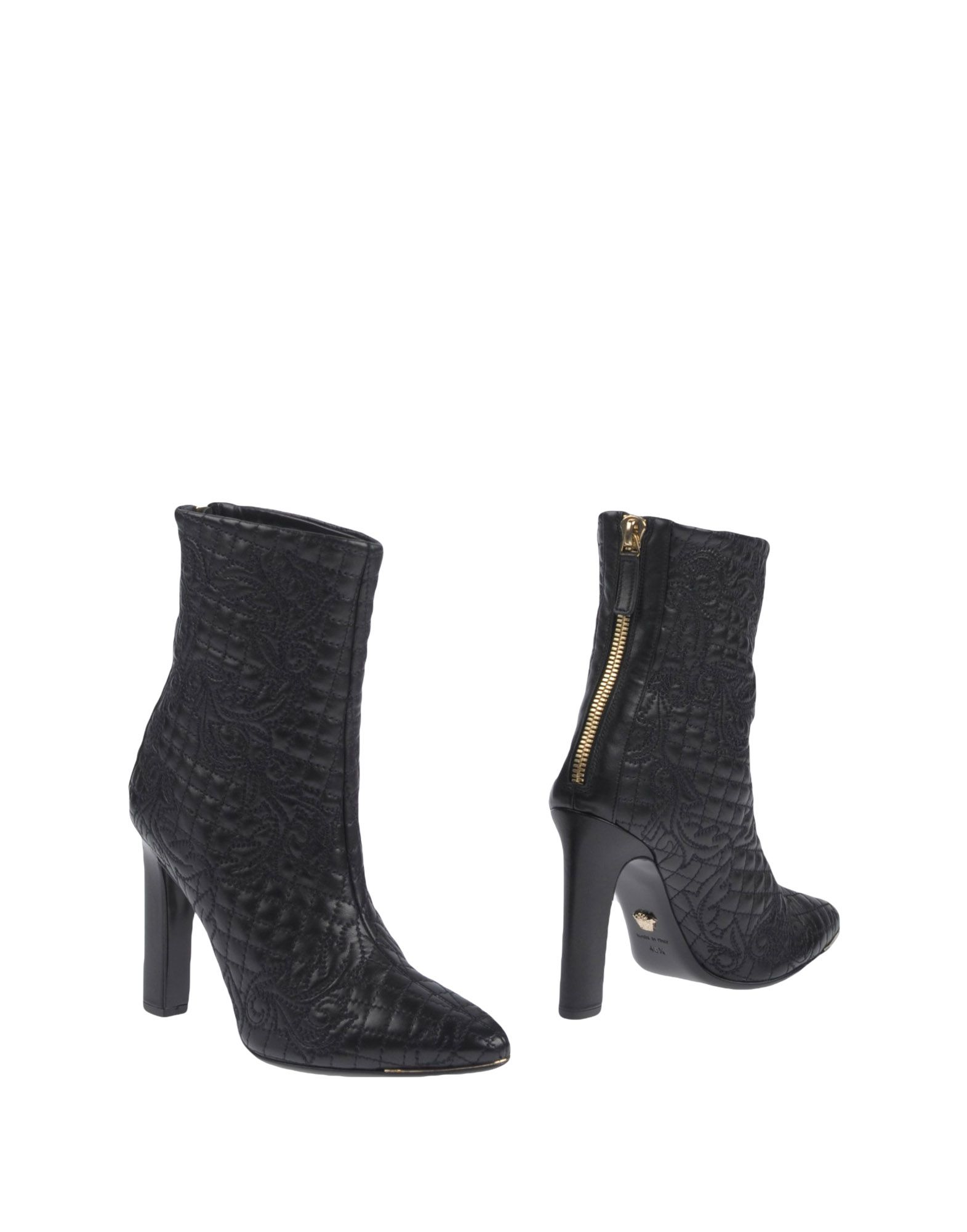 Versace Ankle Boot - Women Versace Ankle Boots online 11451869IW on  Australia - 11451869IW online c32dd9