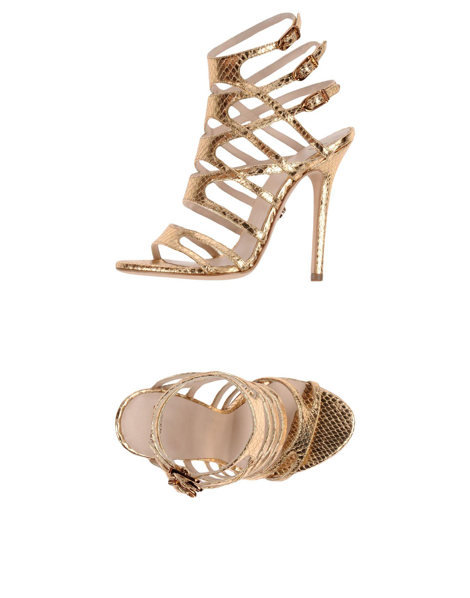Versace Sandalen Damen  11451874LWGünstige gut aussehende Schuhe
