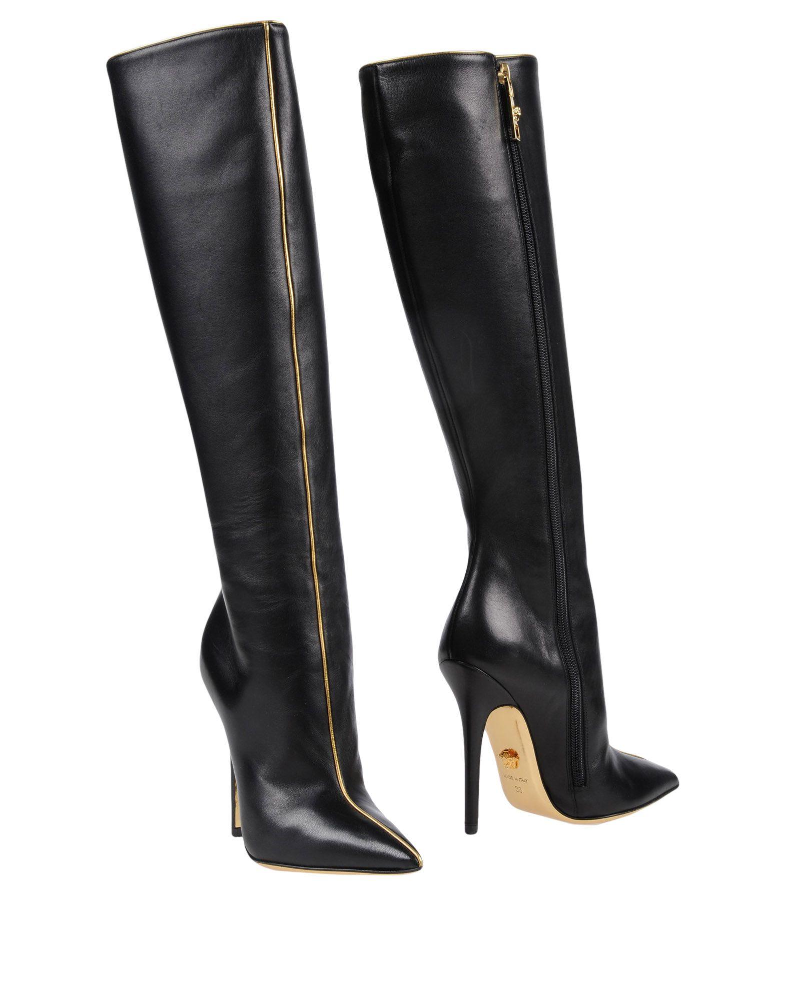 Stivali Versace Donna - 11451880KA Scarpe economiche e buone
