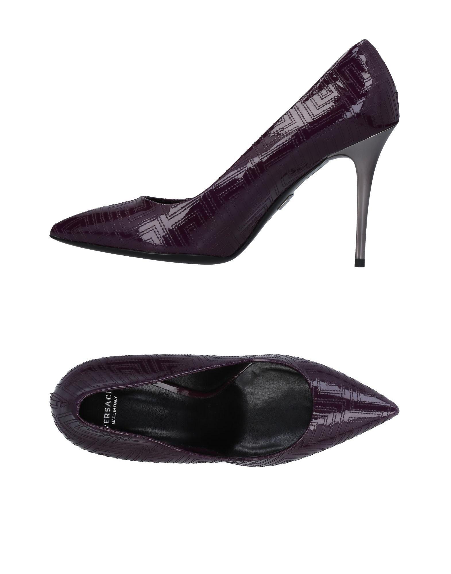 Versace Pumps Damen  11451903OHGünstige gut aussehende Schuhe