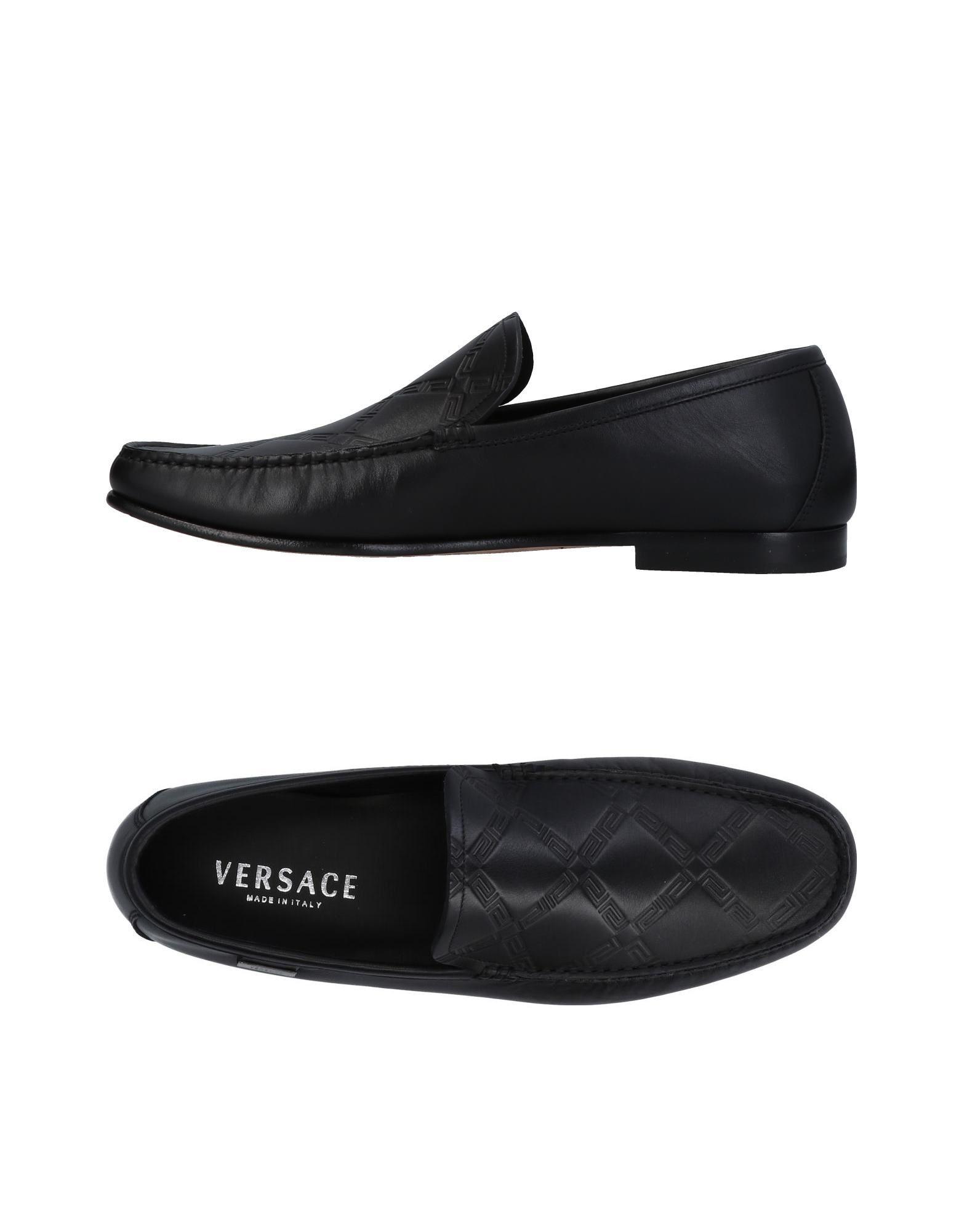 Mocassino Versace Uomo - 11451939QX Scarpe economiche e buone