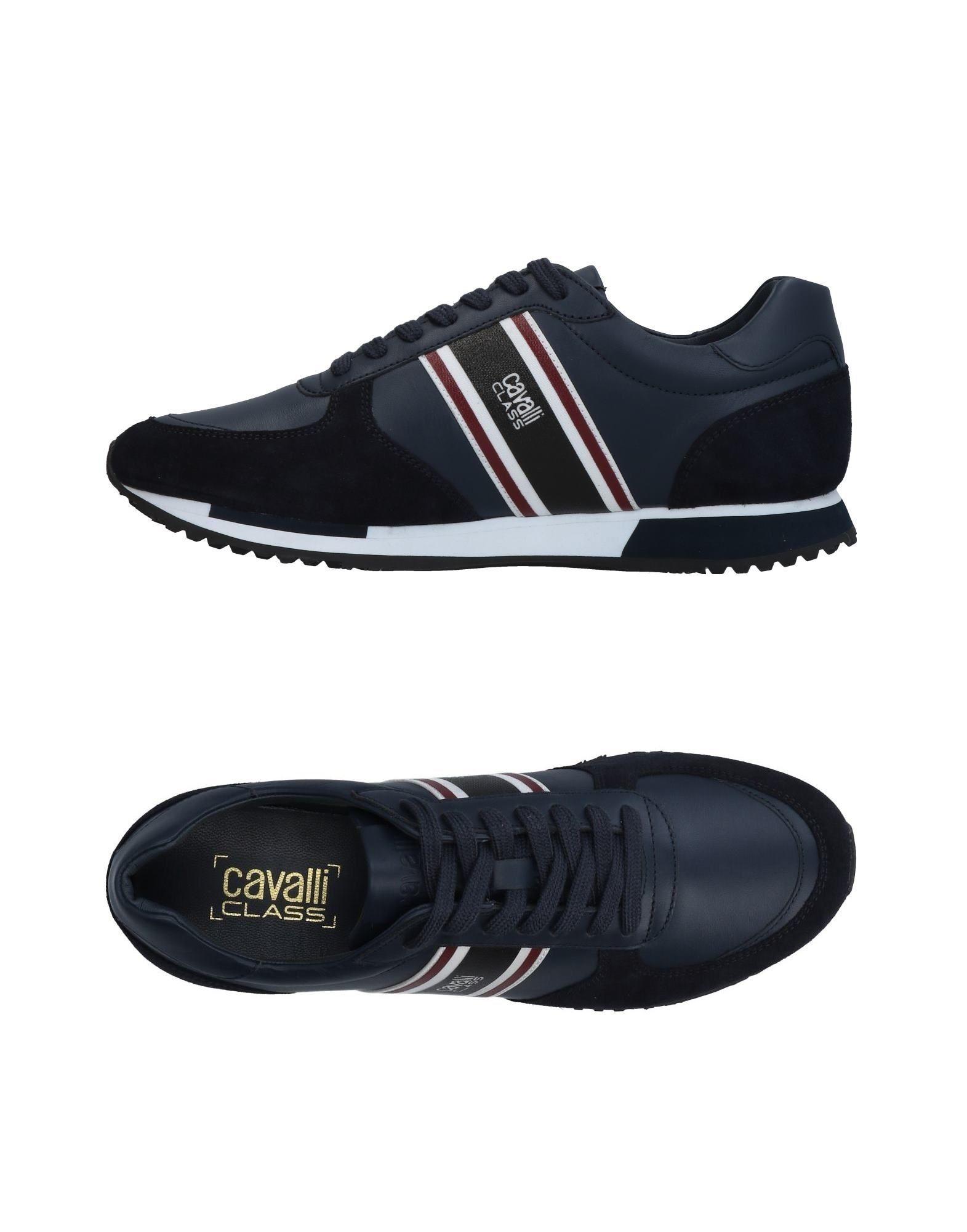 Class Roberto Cavalli Sneakers Herren  11451941AA Neue Schuhe