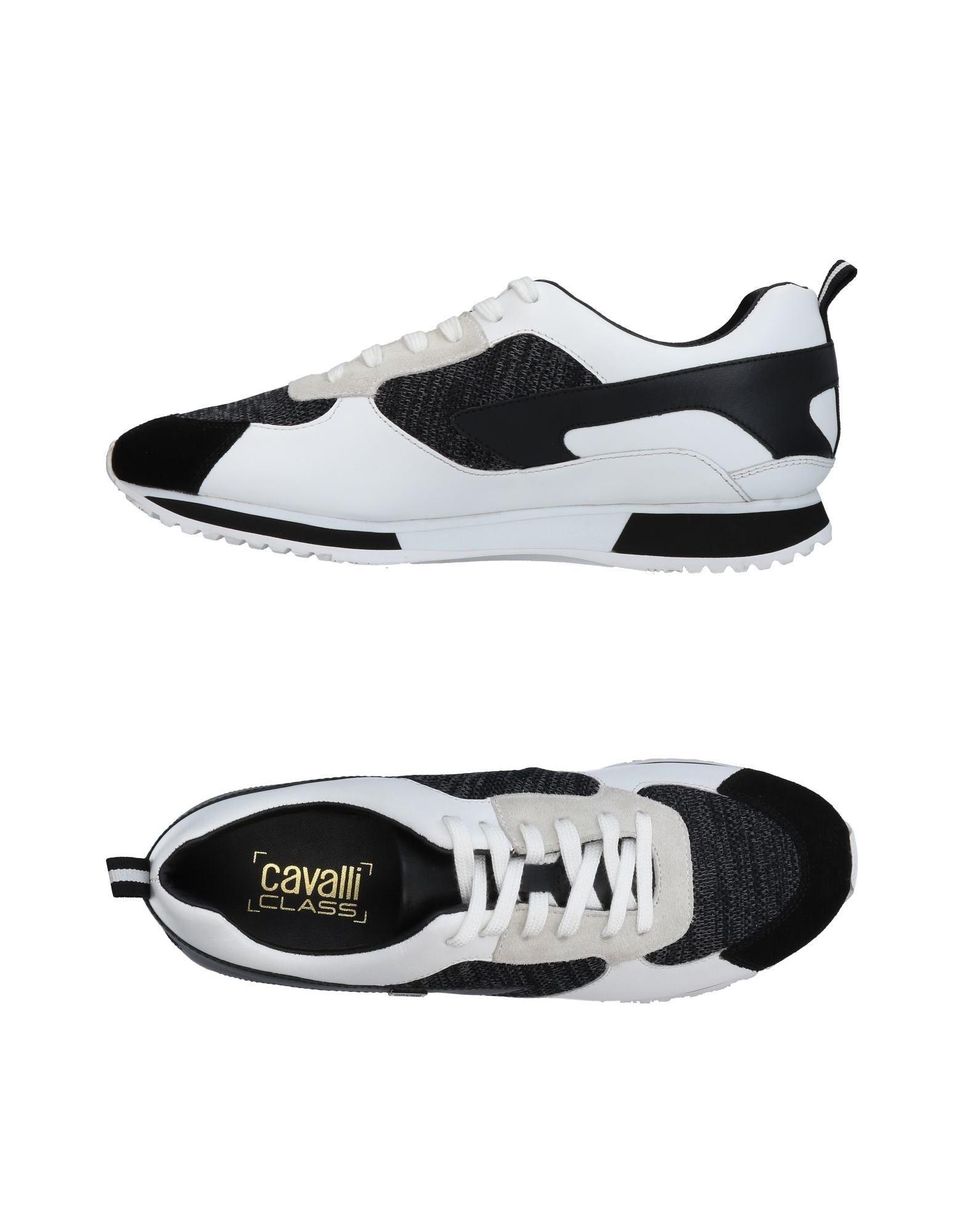 Class Cavalli Roberto Cavalli Class Sneakers Herren  11451959AW 70dc6e