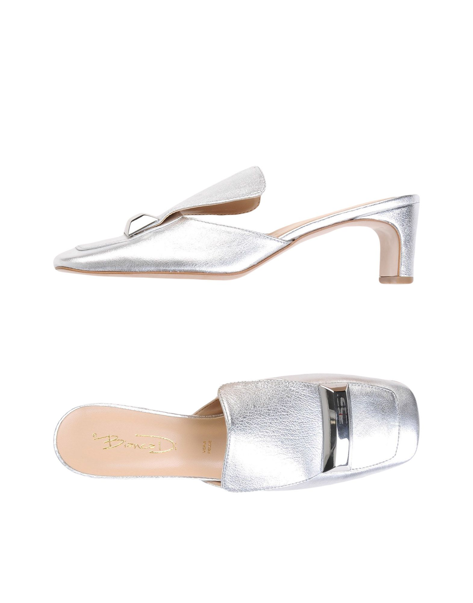 Gut um Di billige Schuhe zu tragenBianca Di um Pantoletten Damen  11452073QA 98f19e