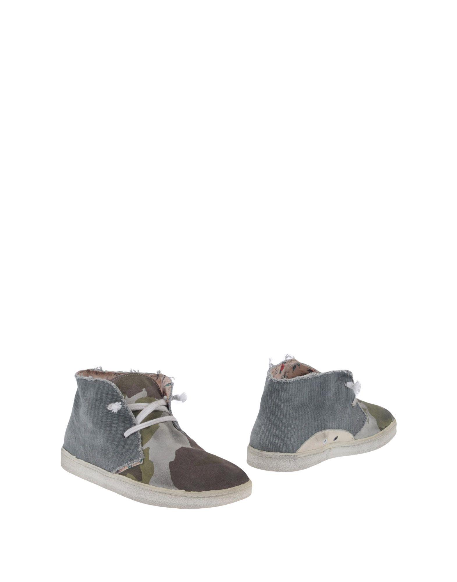 Rabatt echte Schuhe Le  Crown Stiefelette Herren  Le 11452139KG 0f459f