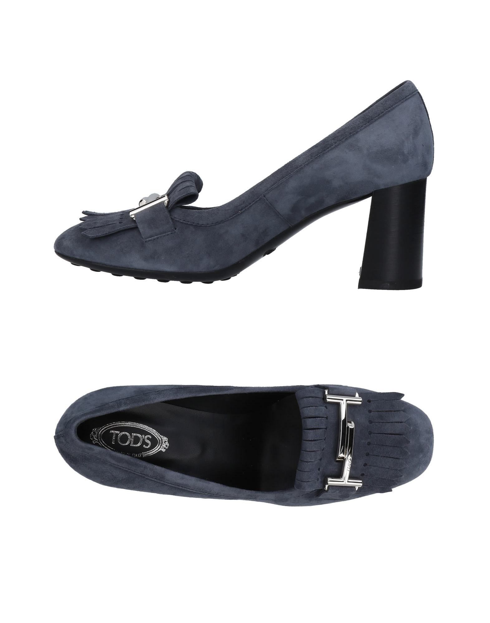 Rabatt Schuhe Tod's Mokassins Damen  11452143UC