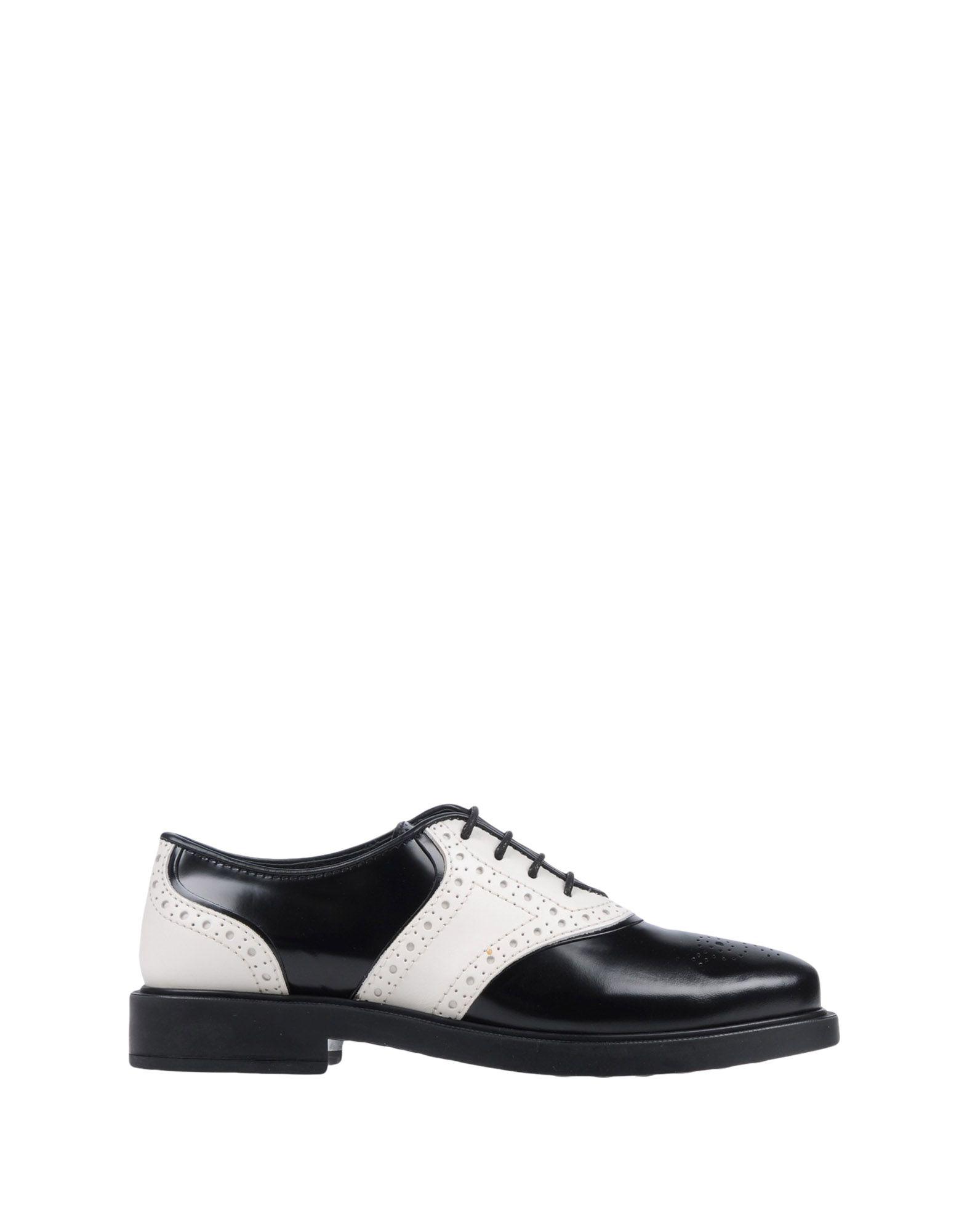 Haltbare Mode billige Schuhe Tod's Schnürschuhe Damen  11452149SH Heiße Schuhe