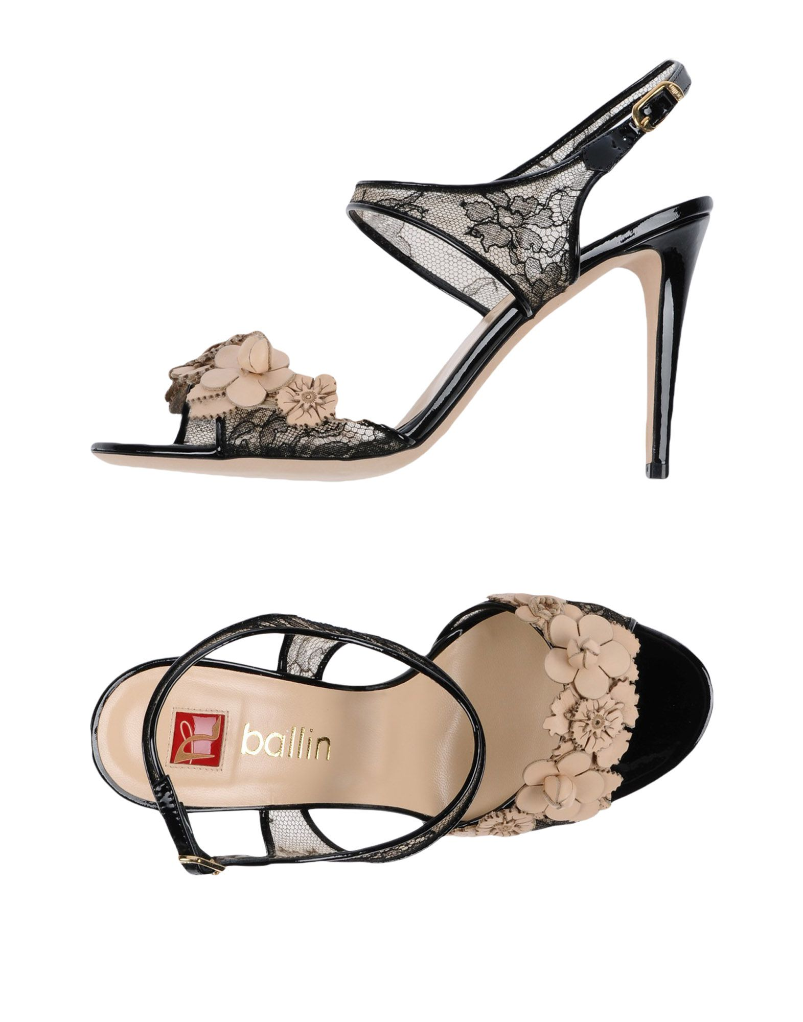 Ballin Damen Sandalen Damen Ballin  11452150UT Heiße Schuhe 9efbe9