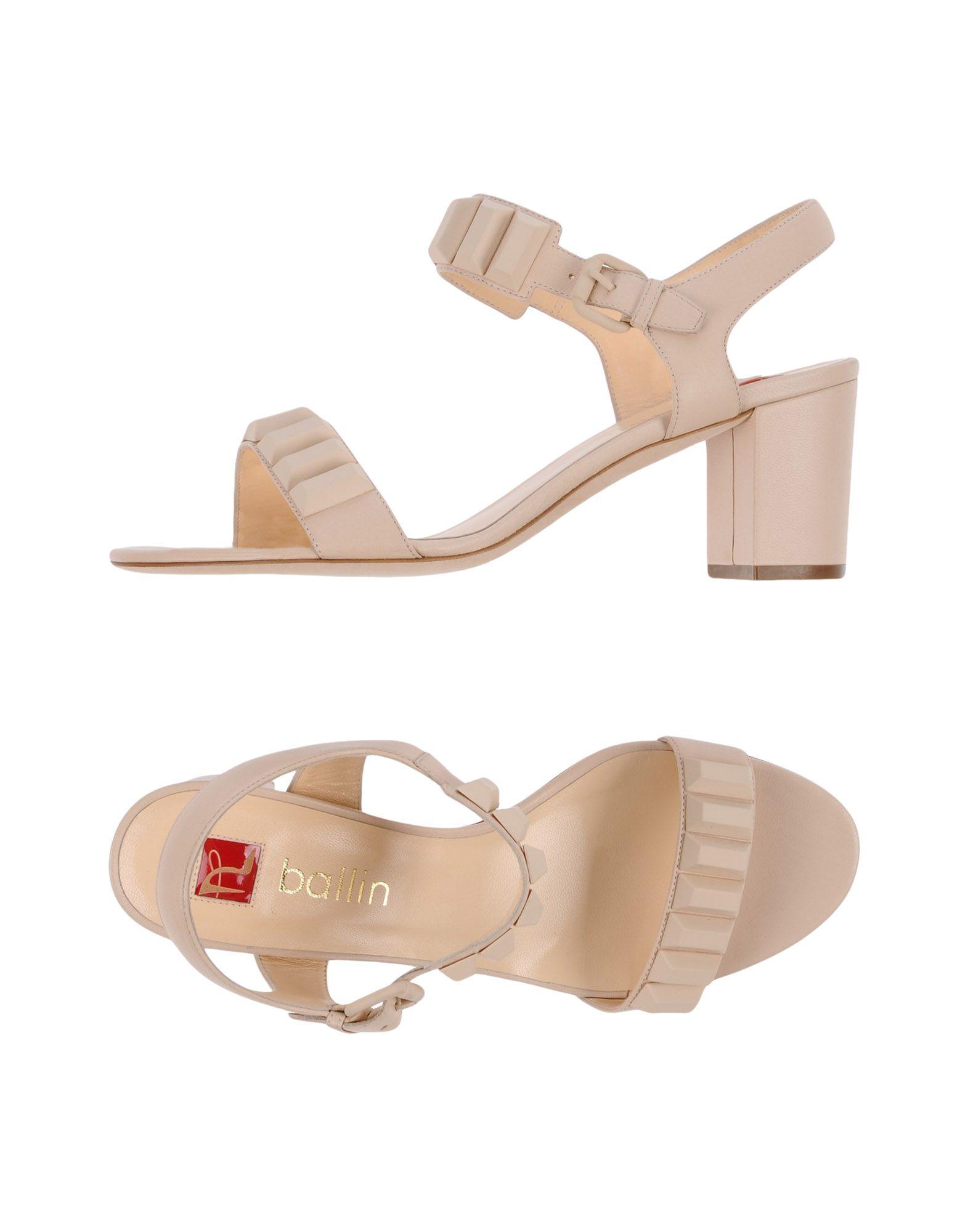 Moda Sandali Ballin Donna - 11452159XE