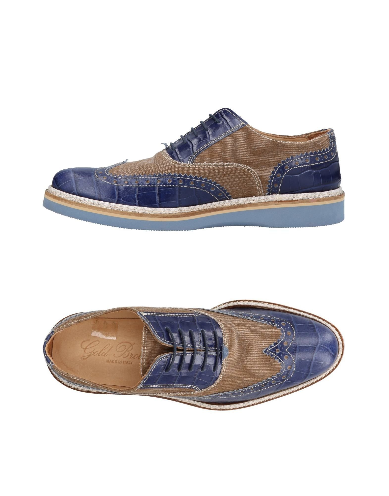 Chaussures À Lacets Gold Brothers Homme - Chaussures À Lacets Gold Brothers sur