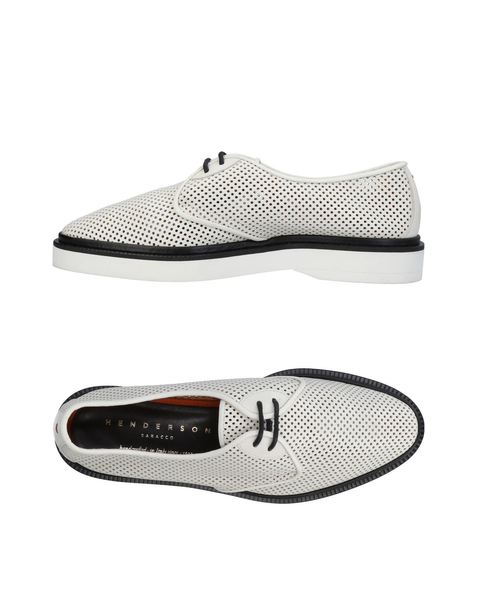 Stilvolle Damen billige Schuhe Henderson Schnürschuhe Damen Stilvolle  11452290KT 7fb9c5