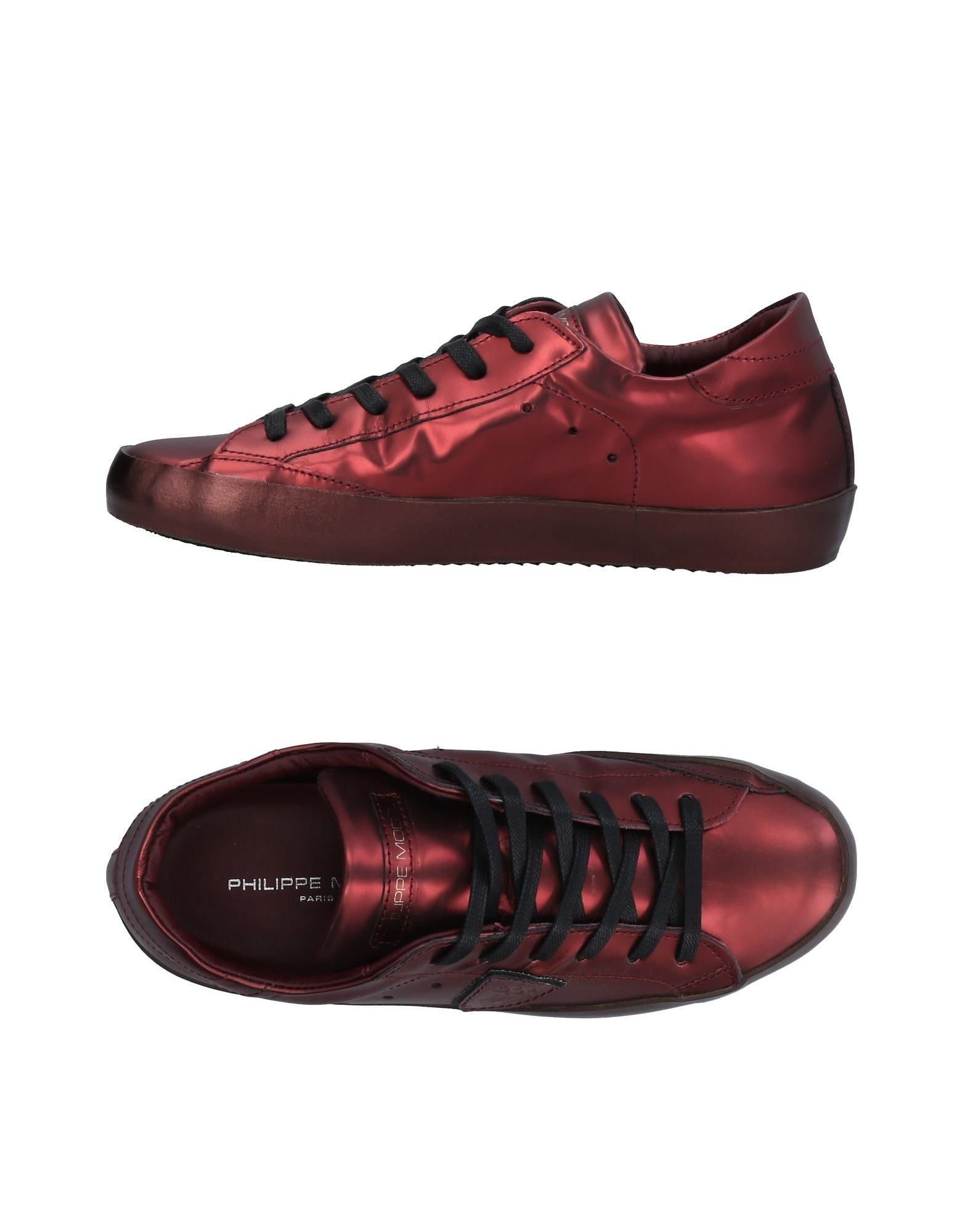 Philippe Model aussehende Sneakers Damen  11452310JIGut aussehende Model strapazierfähige Schuhe 82b72e