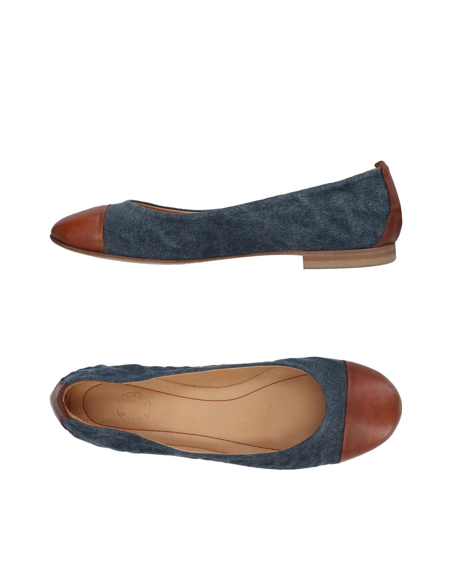 Henderson Ballerinas Damen  11452378MGGut aussehende strapazierfähige Schuhe
