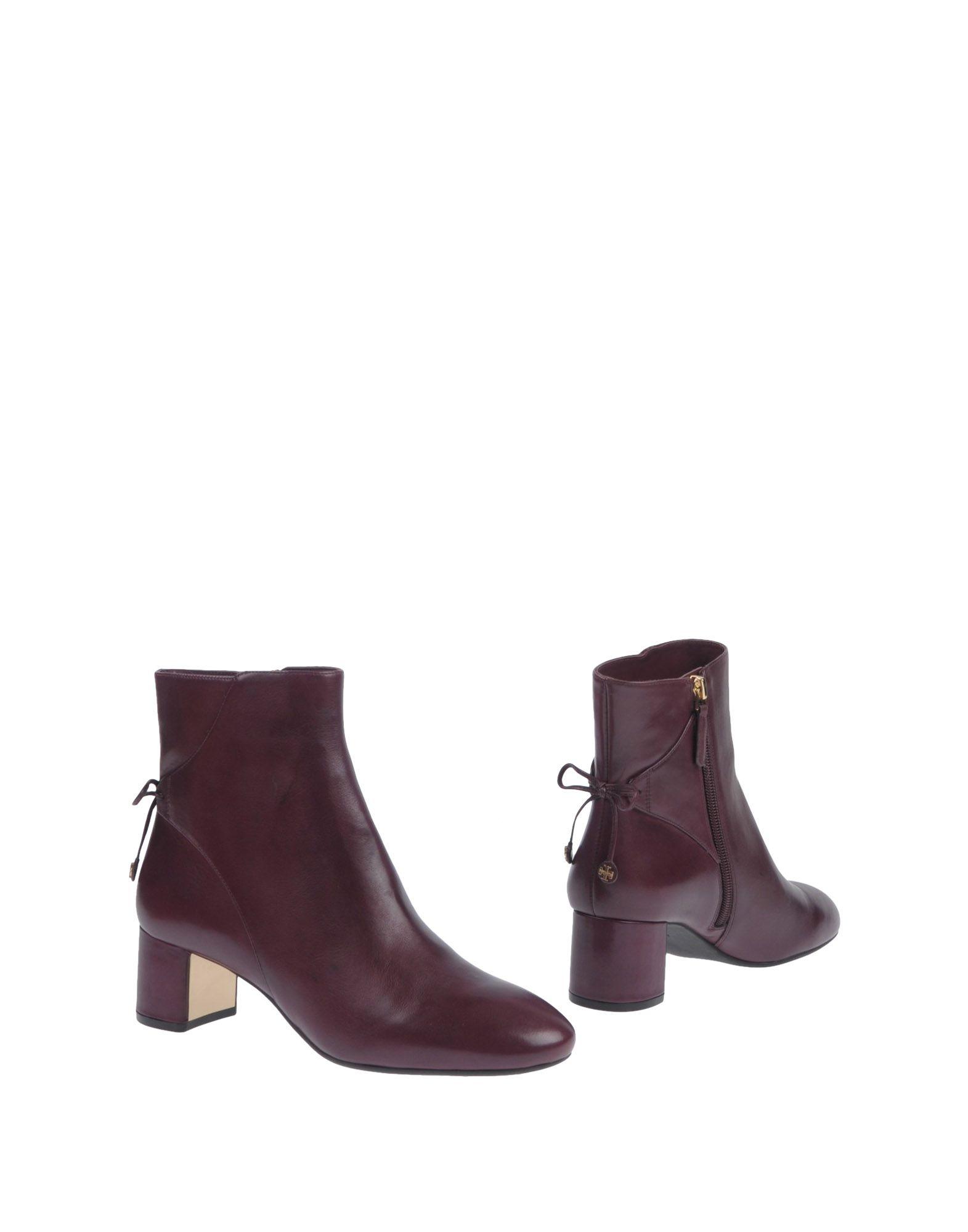 Tory Burch Stiefelette Damen  11452397HCGut aussehende strapazierfähige Schuhe