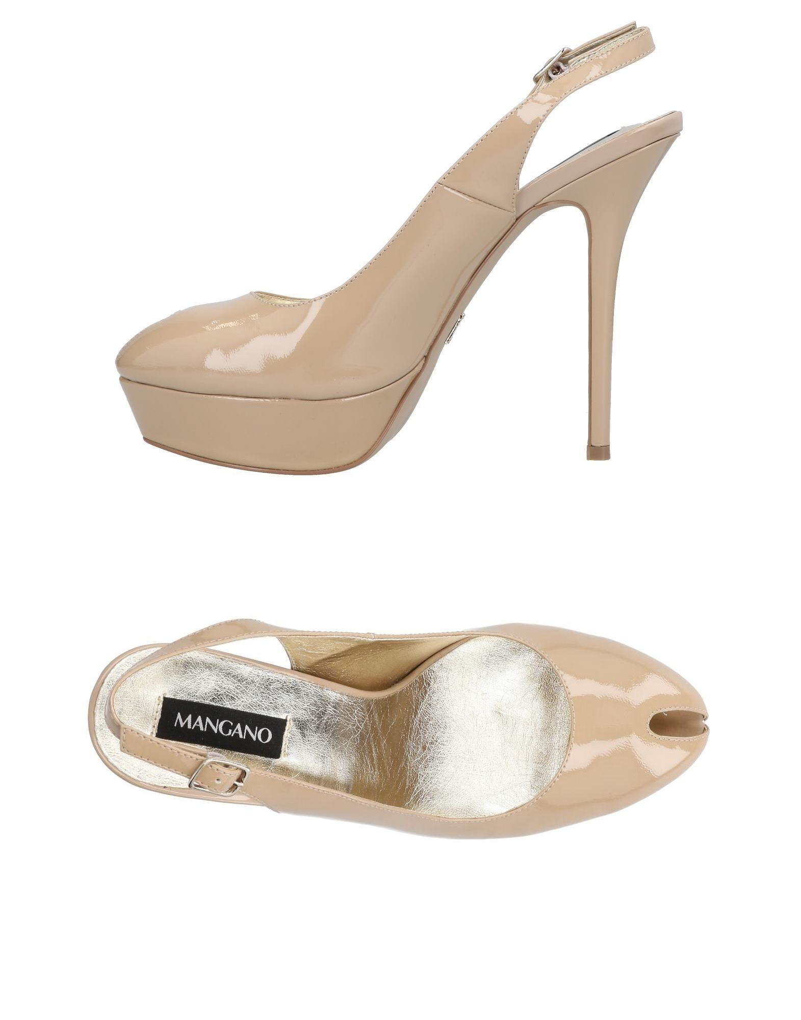 Haltbare Mode billige Schuhe Mangano Sandalen Damen  11452405XD Heiße Schuhe