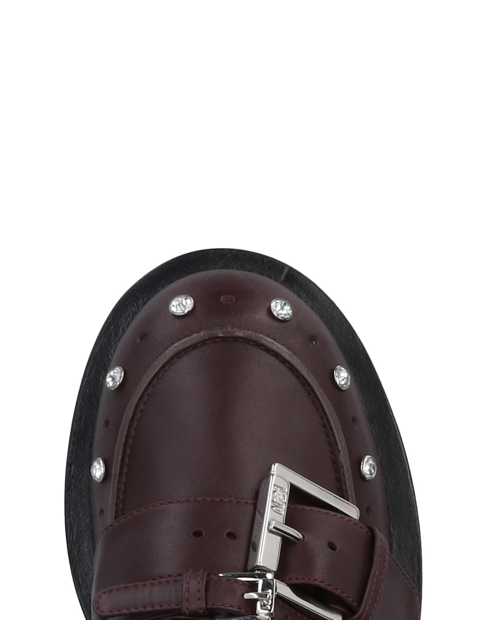 N° Damen 21 Mokassins Damen N°  11452531XR Neue Schuhe 37339e