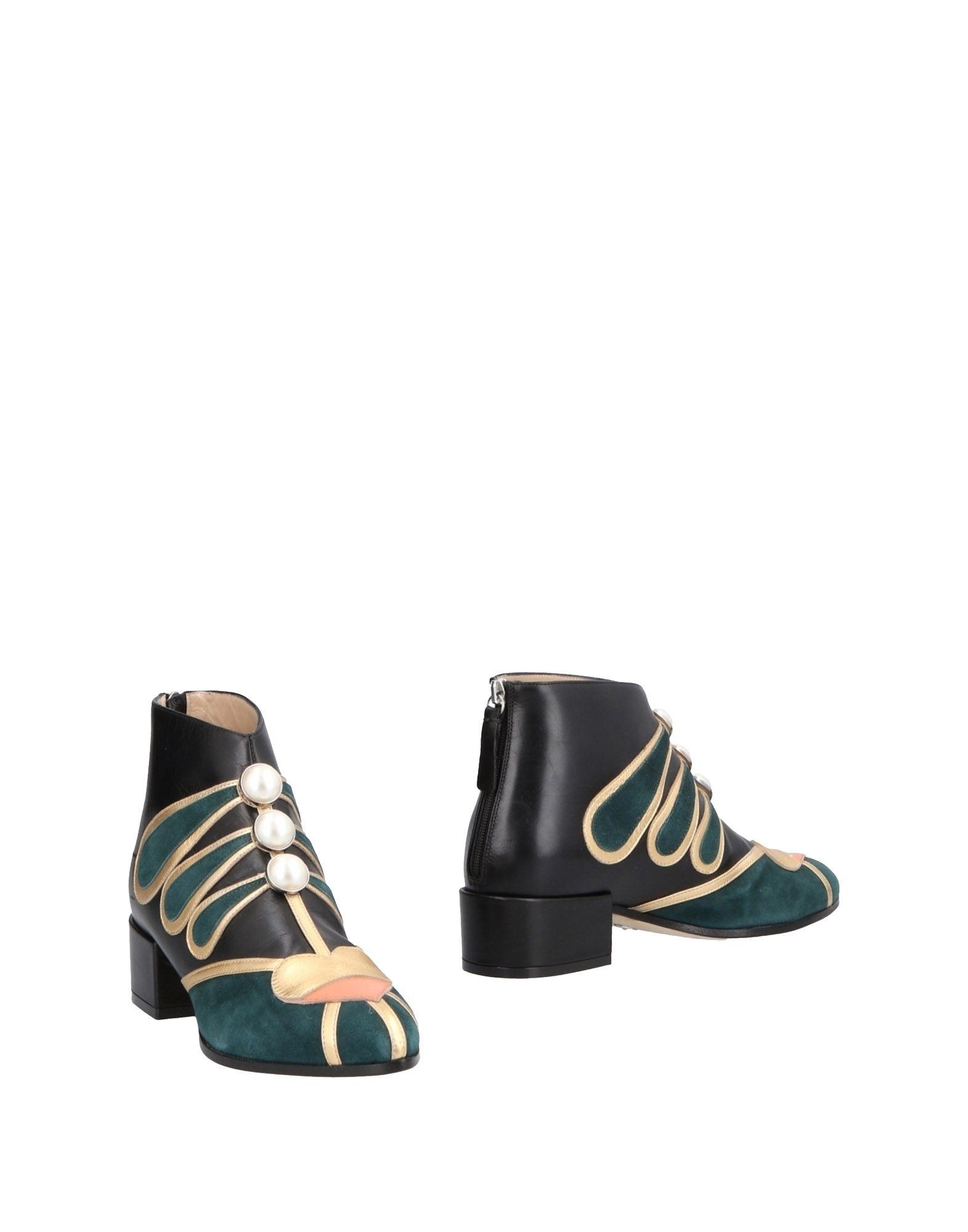 Paula Cademartori Stiefelette Damen  11452561INGünstige gut aussehende Schuhe