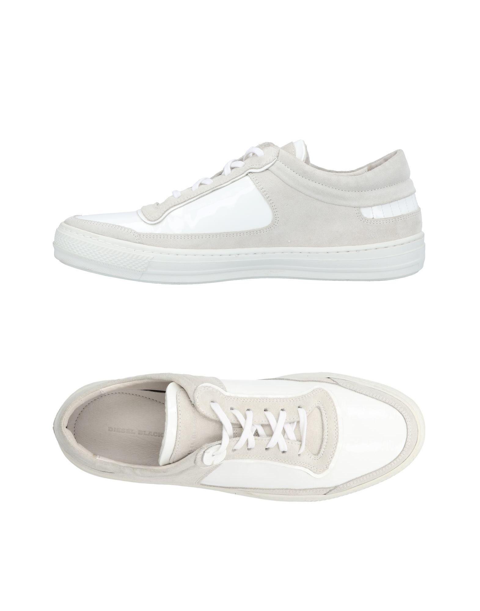 Diesel Black Gold Sneakers Herren  11452594SI Neue Schuhe