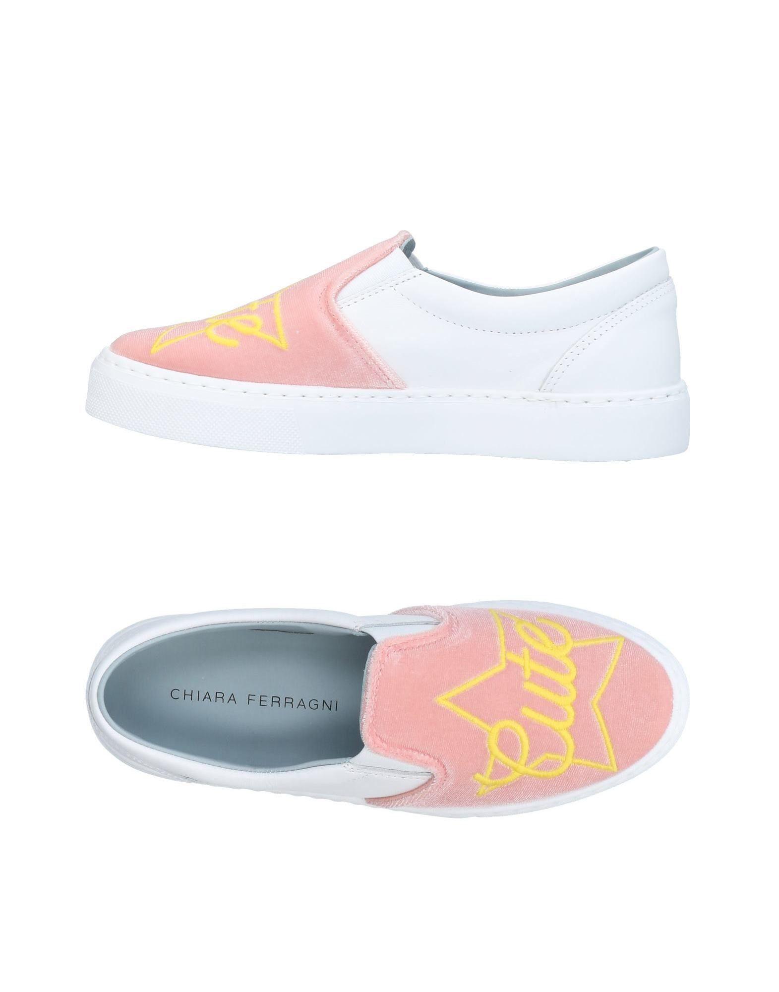 Gut um billige Schuhe  zu tragenChiara Ferragni Sneakers Damen  Schuhe 11452599UD 2e5689