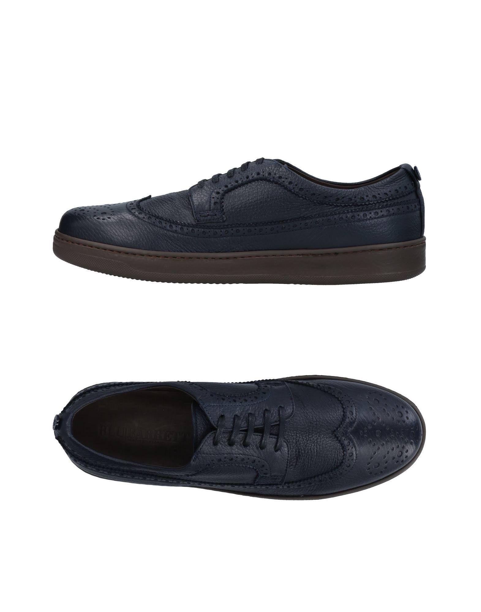 Sneakers Blu Barrett By Barrett Uomo - 11452600UX