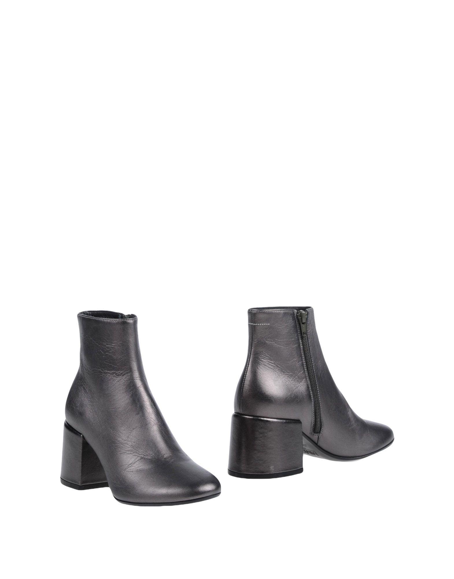 Mm6 Maison Margiela Ankle Boot - Women Boots Mm6 Maison Margiela Ankle Boots Women online on  Australia - 11452613CW 2de4e1