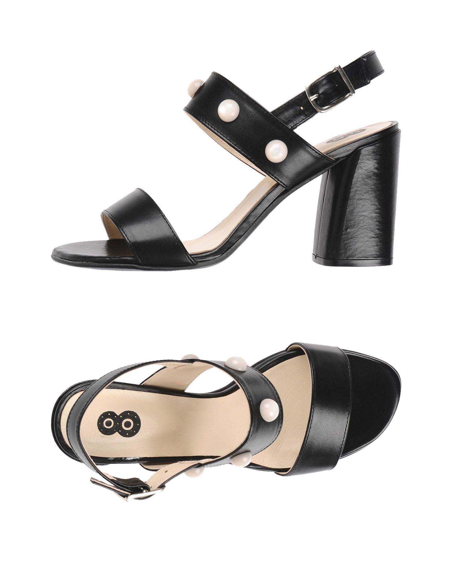 Haltbare Mode billige Schuhe 8 Sandalen Damen  11452615VE Heiße Schuhe