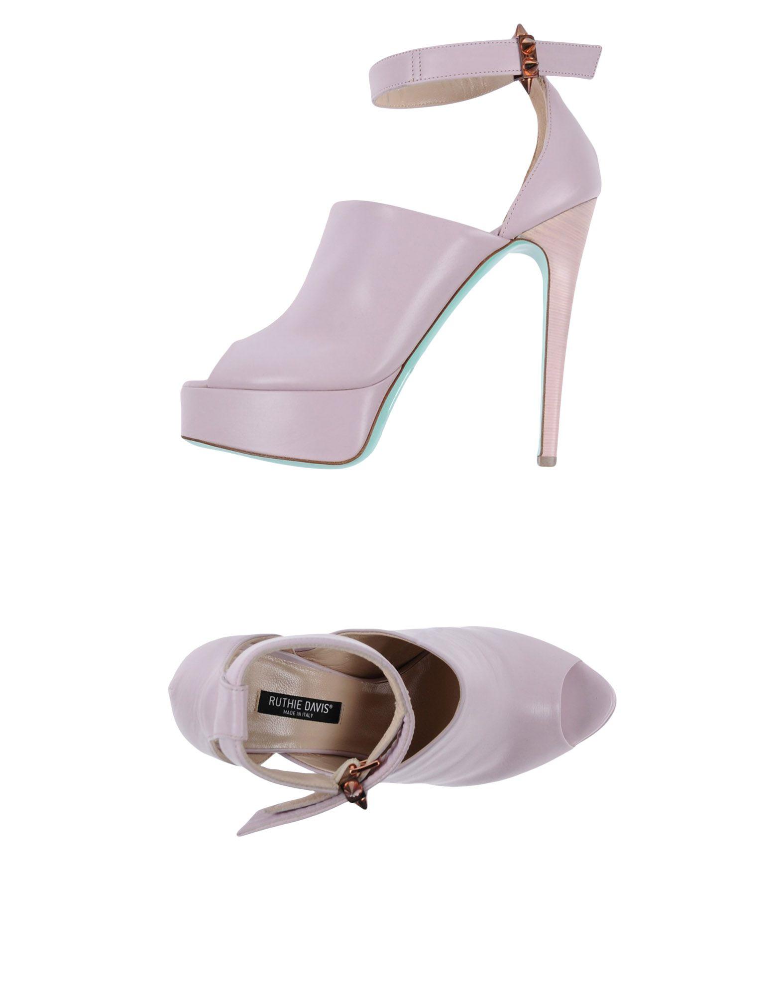 Ruthie Davis aussehende Pumps Damen  11452623UPGut aussehende Davis strapazierfähige Schuhe d90395