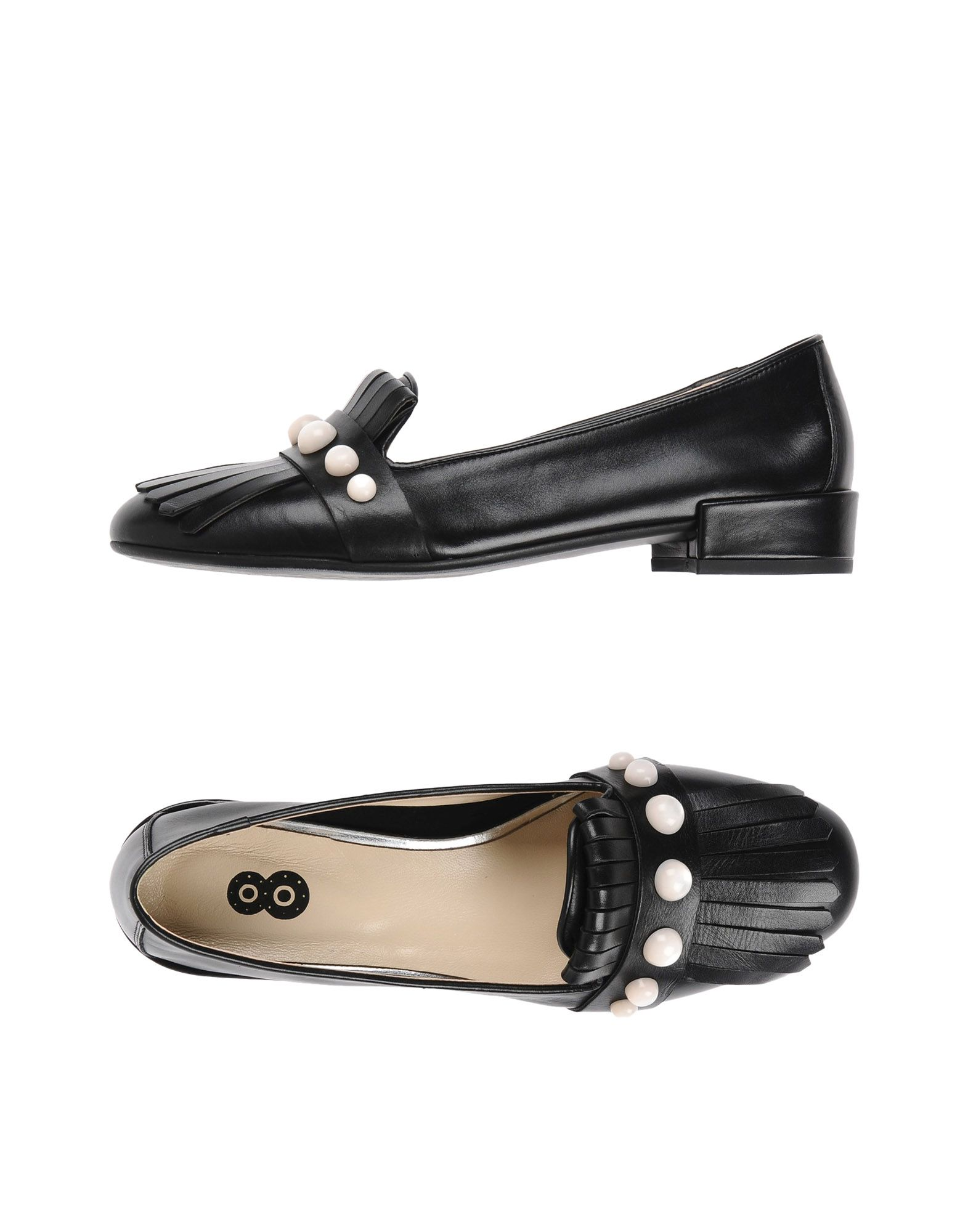 Günstige und modische Schuhe 8 Mokassins Damen  11452636CU