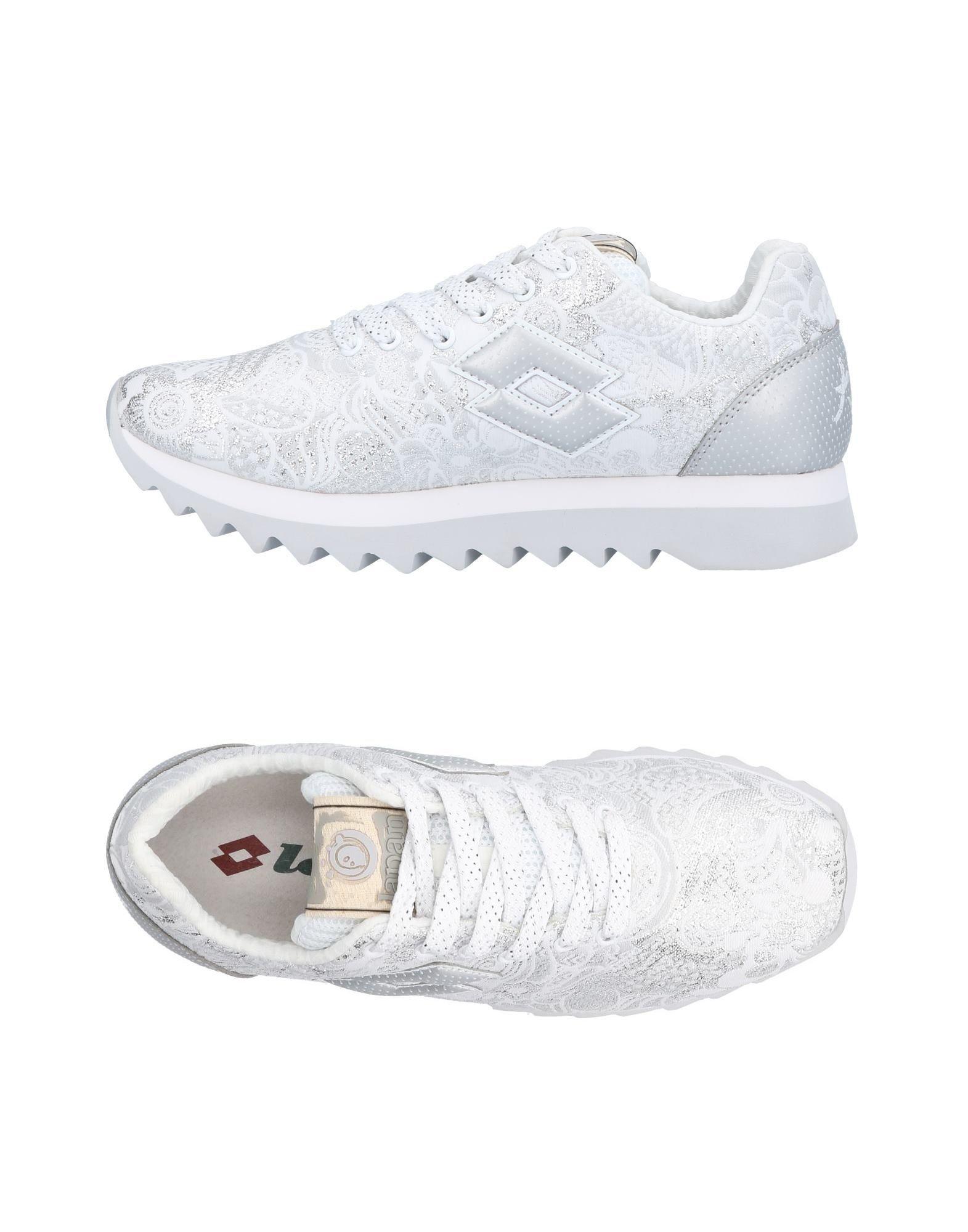 Sneakers Lotto Leggenda Femme - Sneakers Lotto Leggenda sur