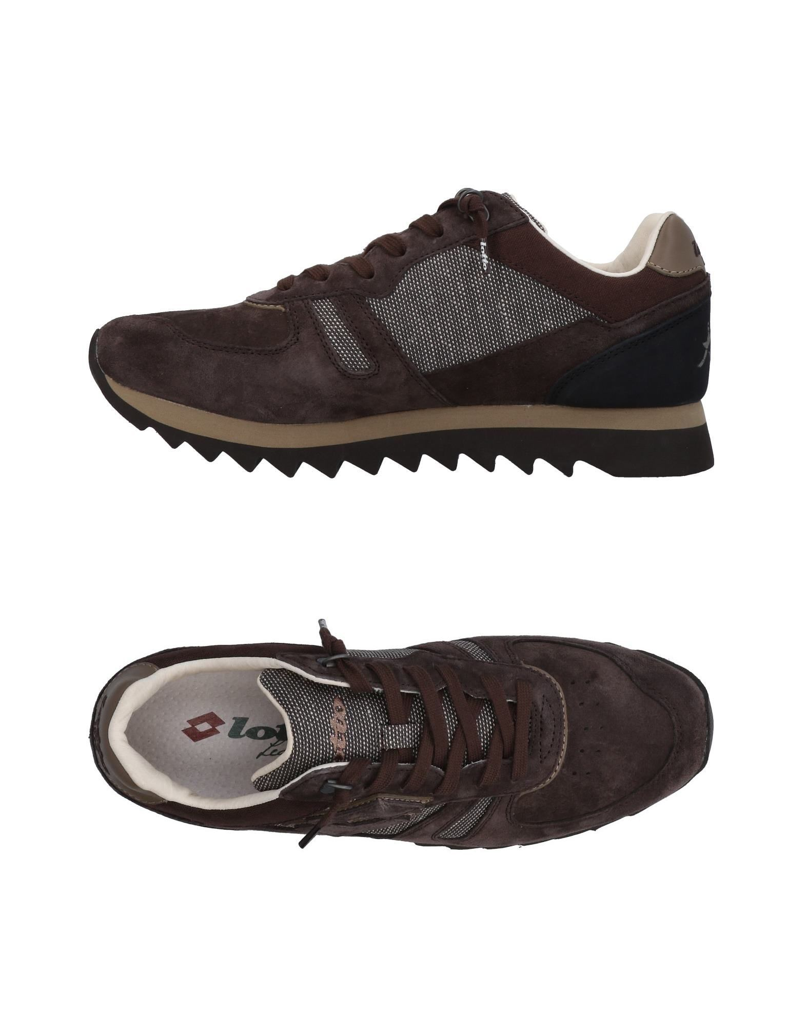 Sneakers Lotto Leggenda Homme - Sneakers Lotto Leggenda sur