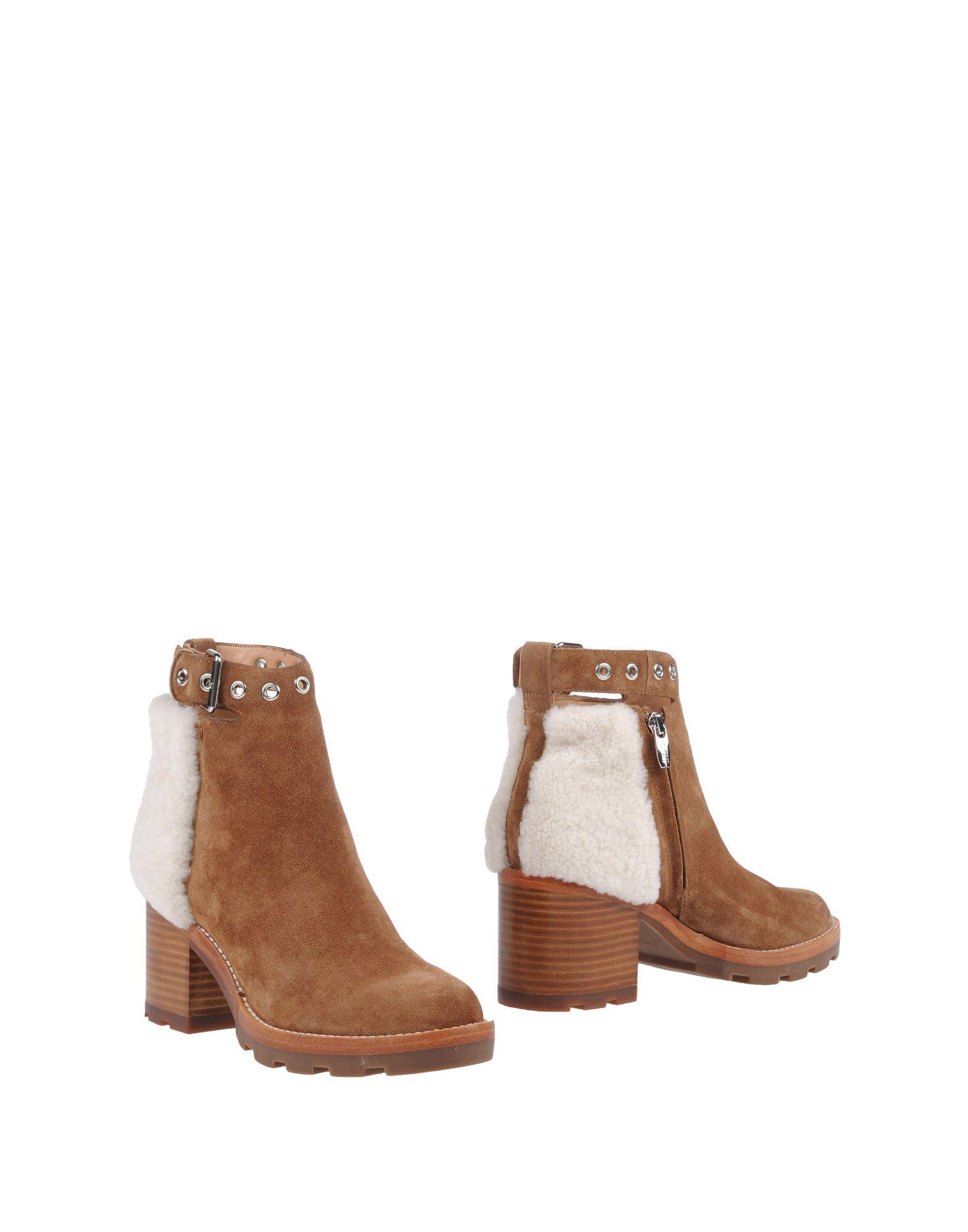 Sigerson Morrison Stiefelette Damen  11452697BPGut aussehende strapazierfähige Schuhe