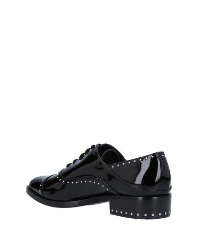 Sigerson À Noir Lacets Chaussures Morrison AxrSwqAH