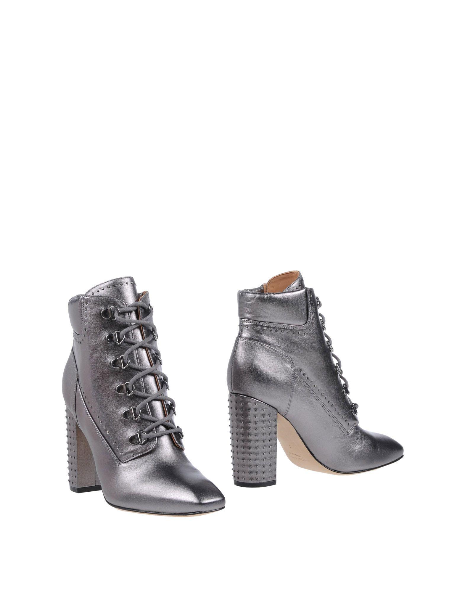 Bottine Sigerson Morrison Femme - Bottines Sigerson Morrison Argent Nouvelles chaussures pour hommes et femmes, remise limitée dans le temps