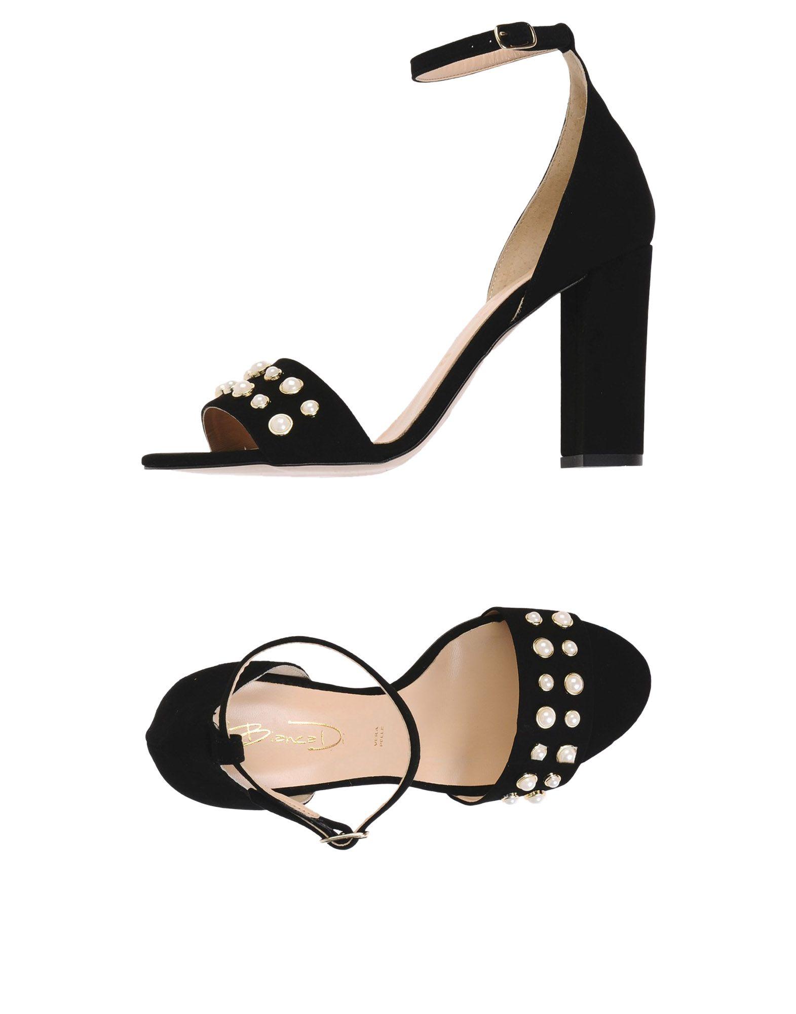Bianca Di Sandalen Damen  11452749WV Gute Qualität beliebte Schuhe