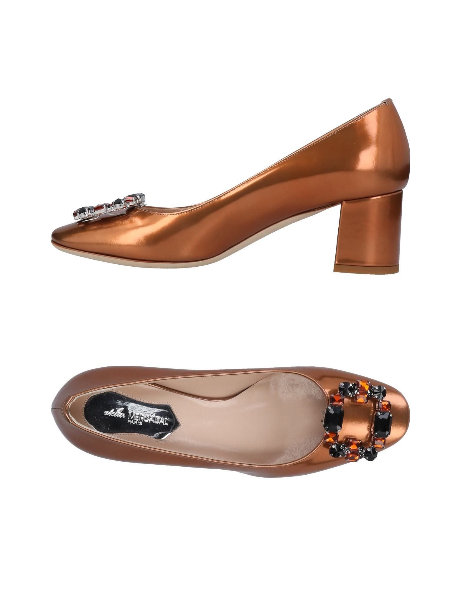 Atelier Mercadal Pumps Qualität Damen 11452753ED Gute Qualität Pumps  beliebte Schuhe c3274b 6e61126b4c