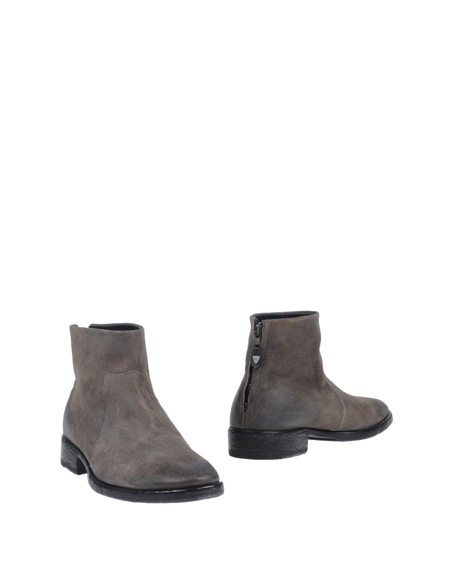 Günstige und modische Schuhe Htc Stiefelette Herren  11452759PS