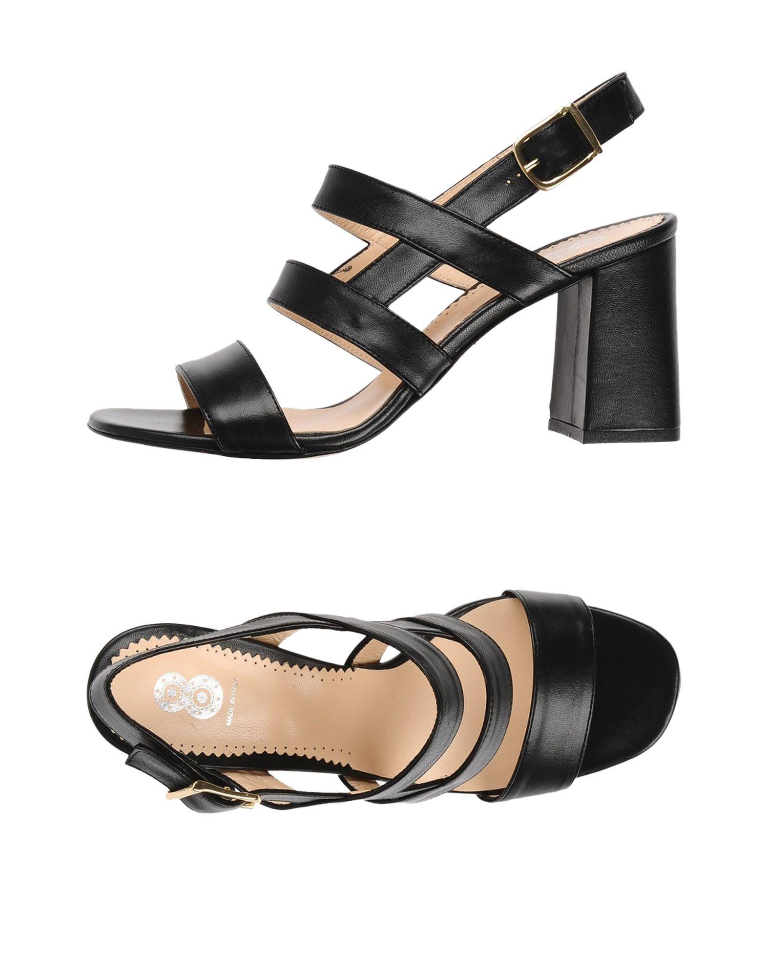 Moda Sandali 8 Donna - 11452772MU