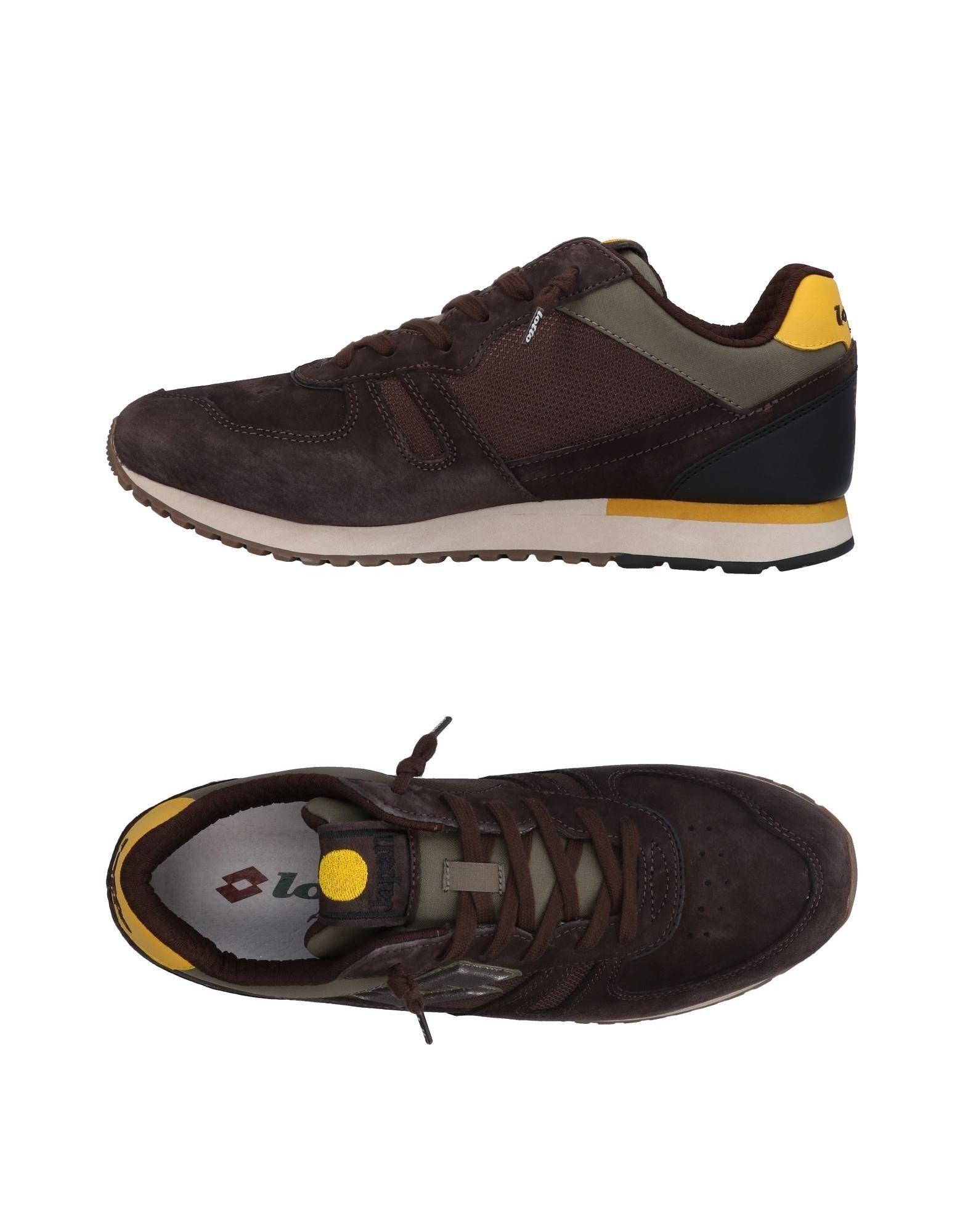 Sneakers Lotto Leggenda Homme - Sneakers Lotto Leggenda sur