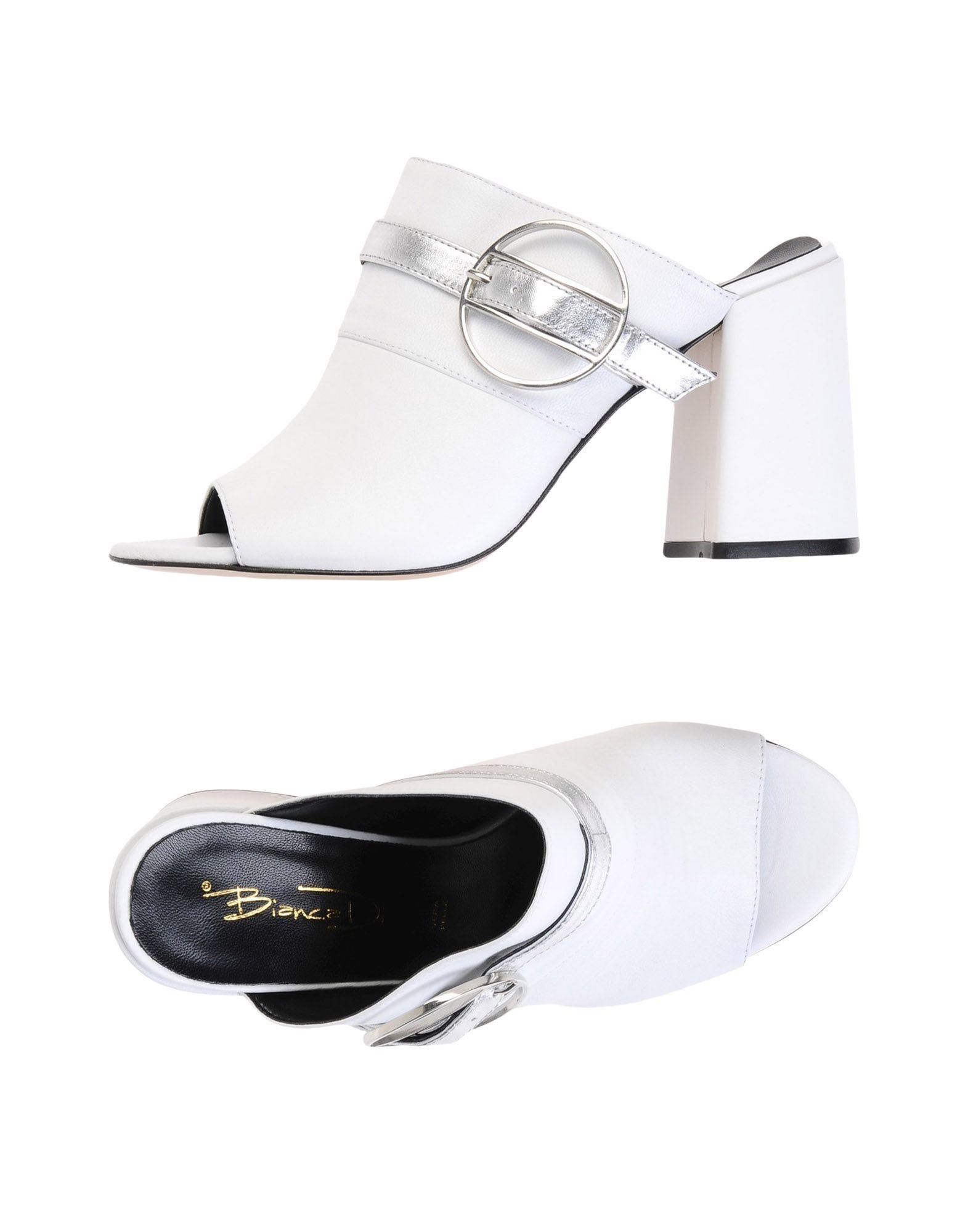Bianca Bianca Bianca Di Sandalen Damen  11452801JB Gute Qualität beliebte Schuhe 4c225a