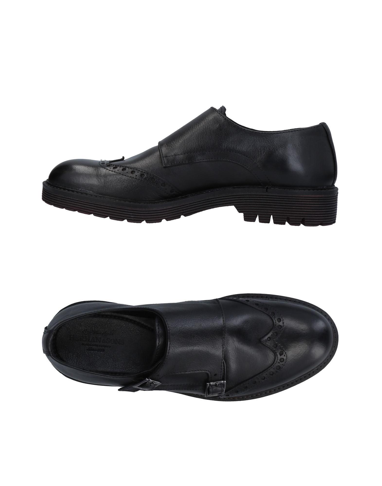 Rabatt Sons echte Schuhe Herman & Sons Rabatt Mokassins Herren  11452824VC 83ca0c