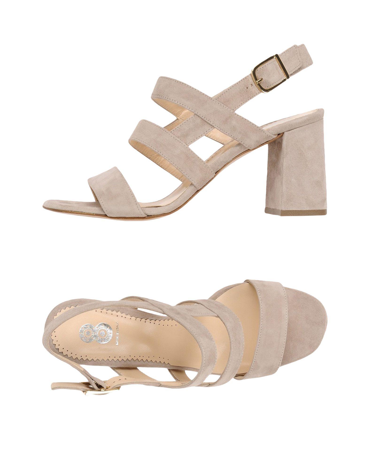 Moda Sandali 8 Donna - 11452827MX